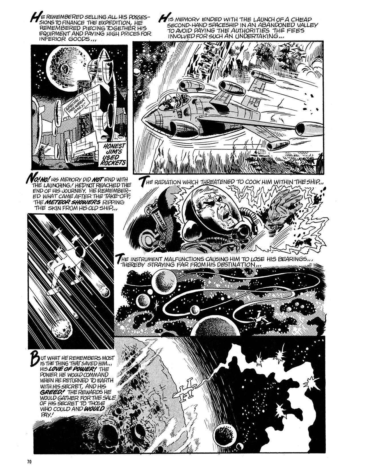 Read online Eerie Archives comic -  Issue # TPB 5 - 71