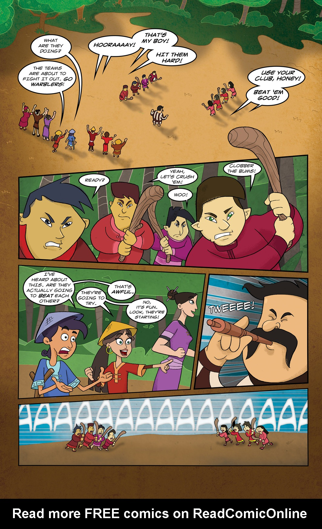 Read online 1001 Nights comic -  Issue #6 - 18