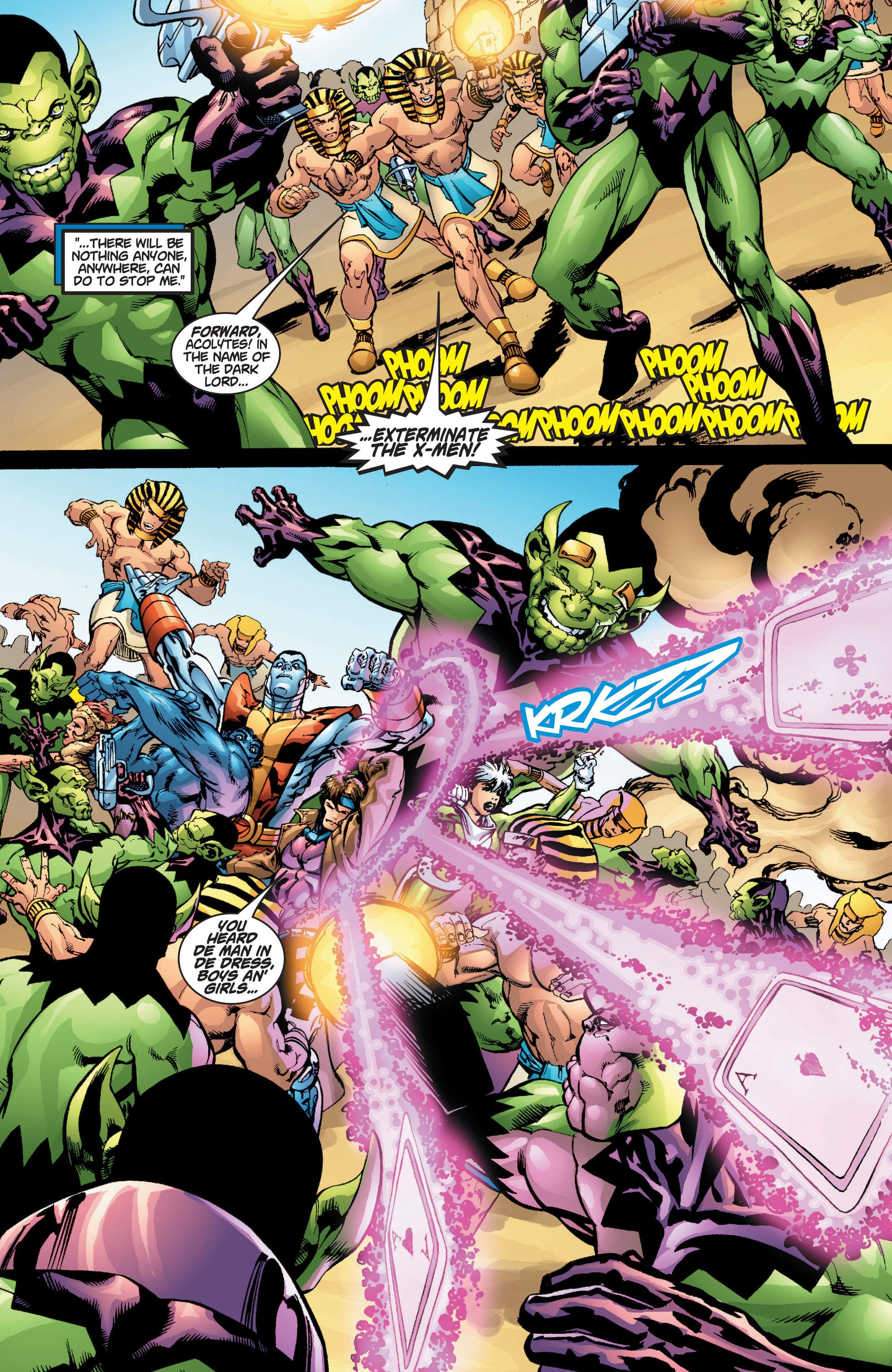 Read online Uncanny X-Men (1963) comic -  Issue #377 - 19