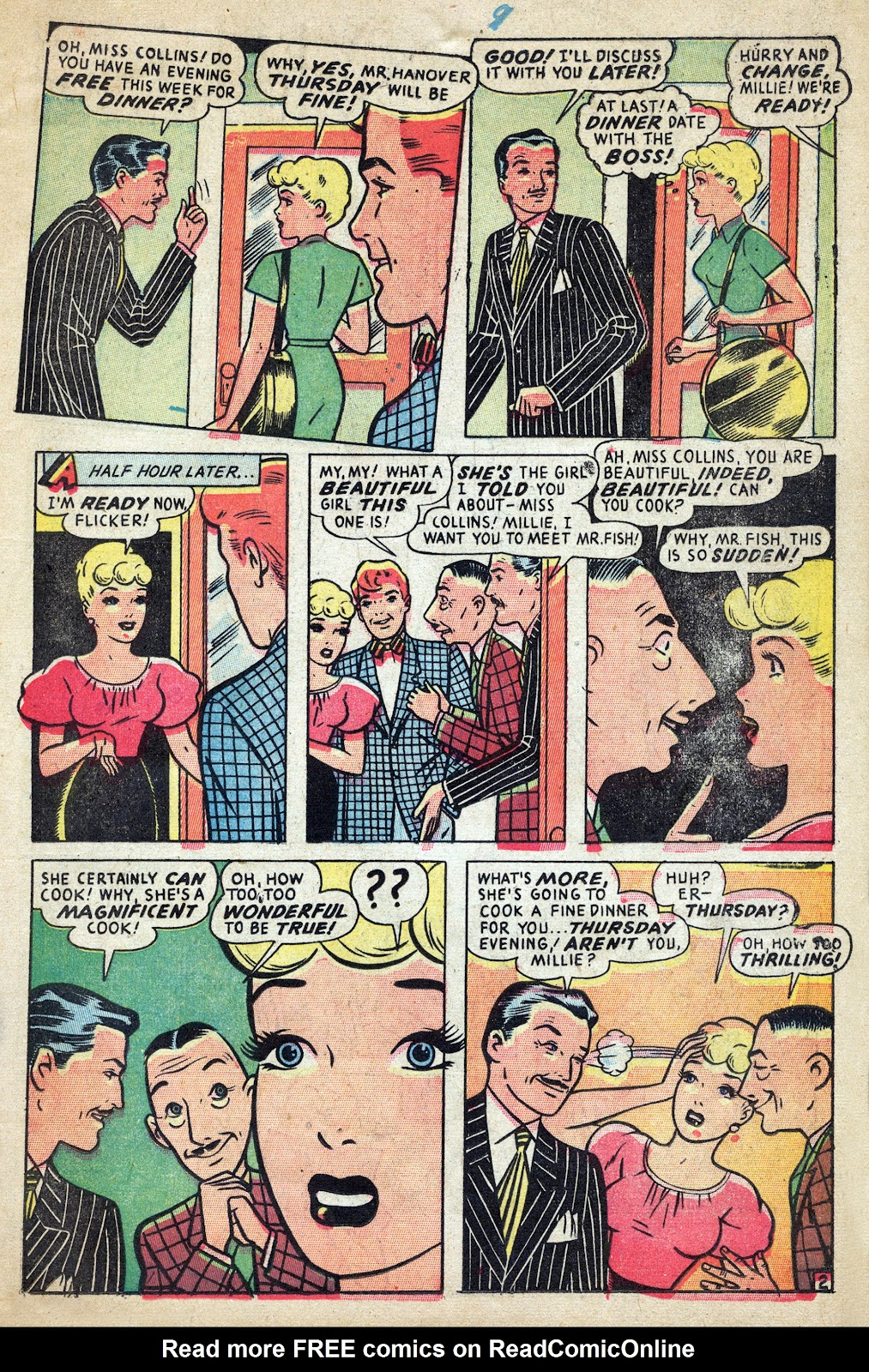 Read online Gay Comics comic -  Issue #31 - 11