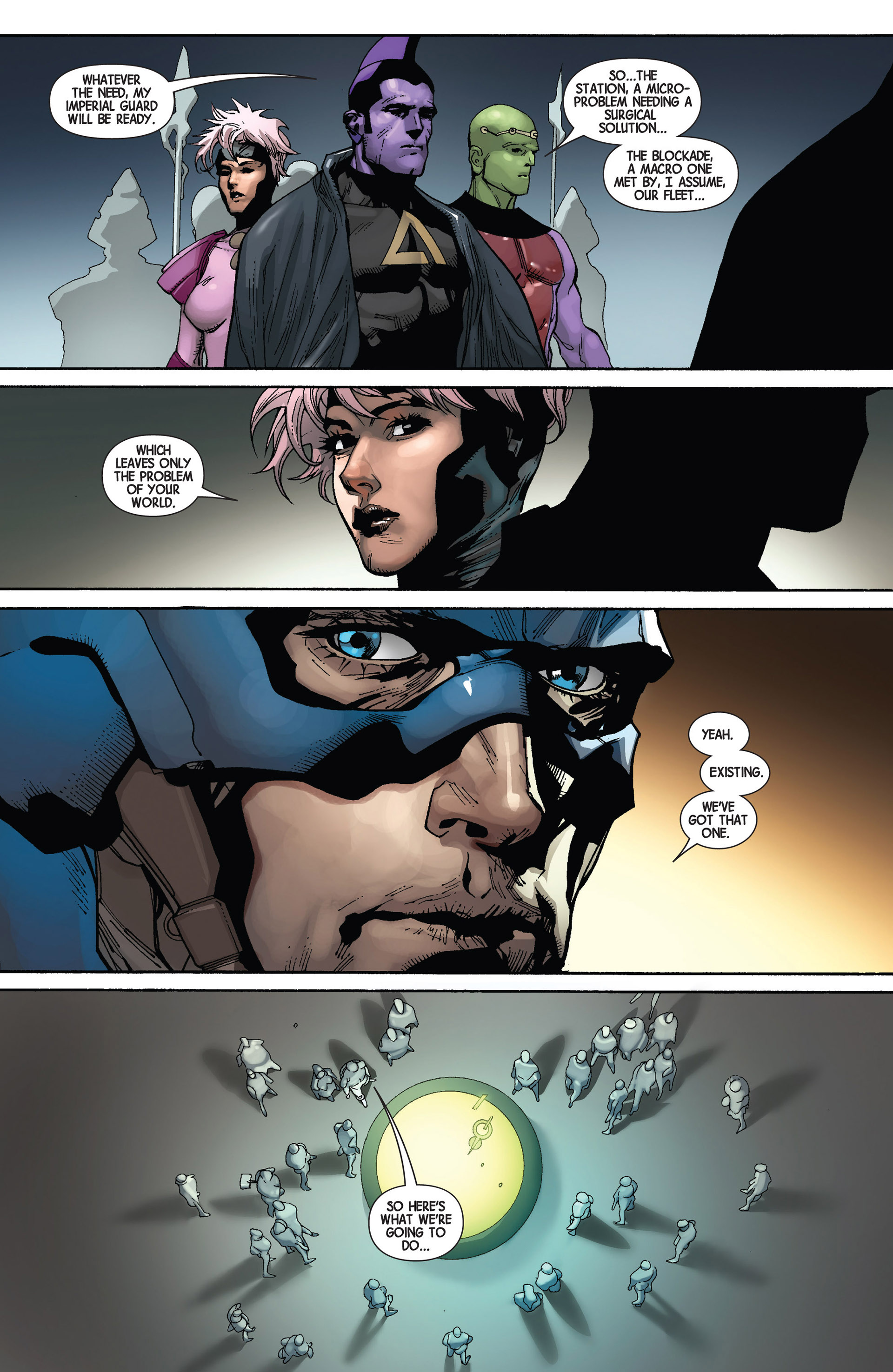 Read online Avengers (2013) comic -  Issue #22 - 19