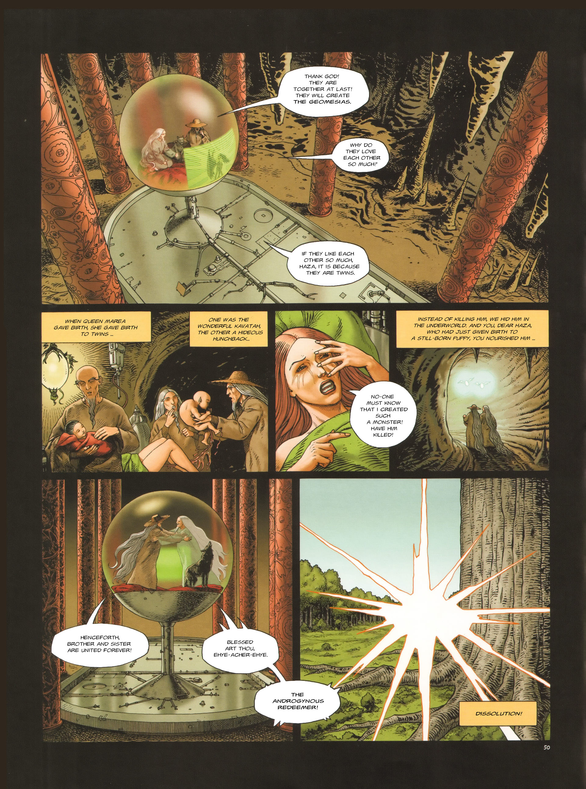 Read online Megalex (2014) comic -  Issue #3 - 53