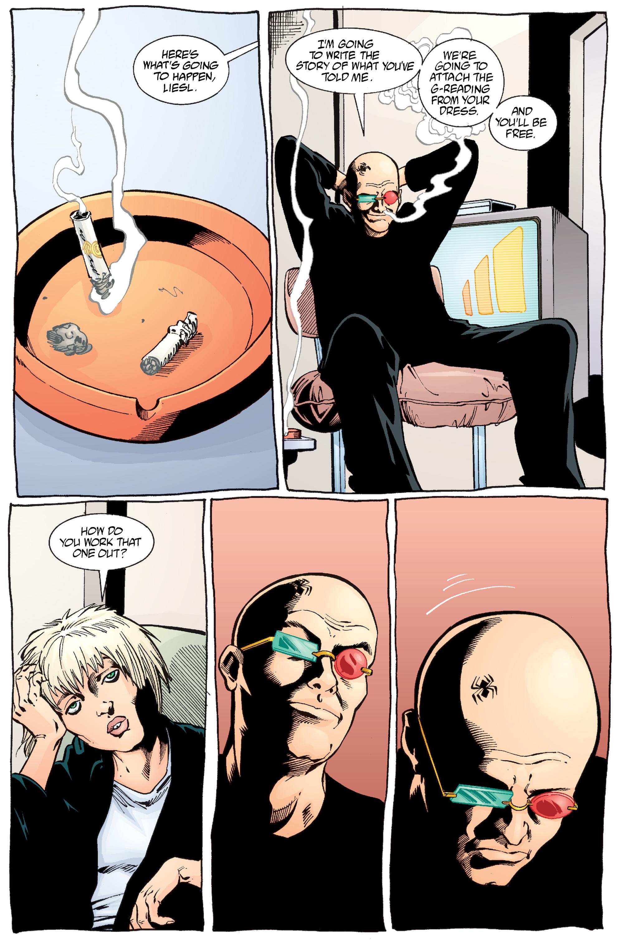 Read online Transmetropolitan comic -  Issue #54 - 6