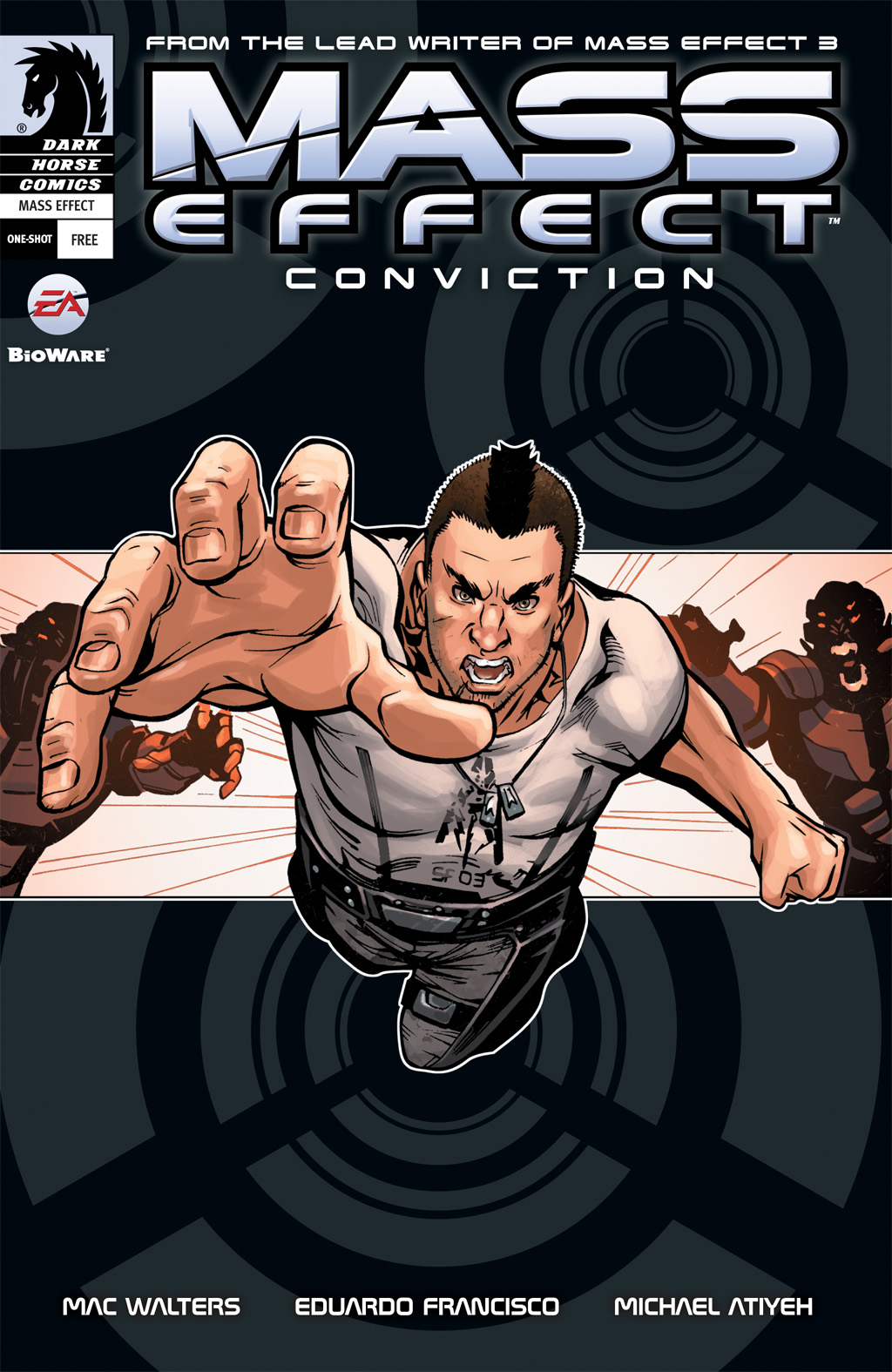 Read online Mass Effect: Conviction comic -  Issue # Full - 1