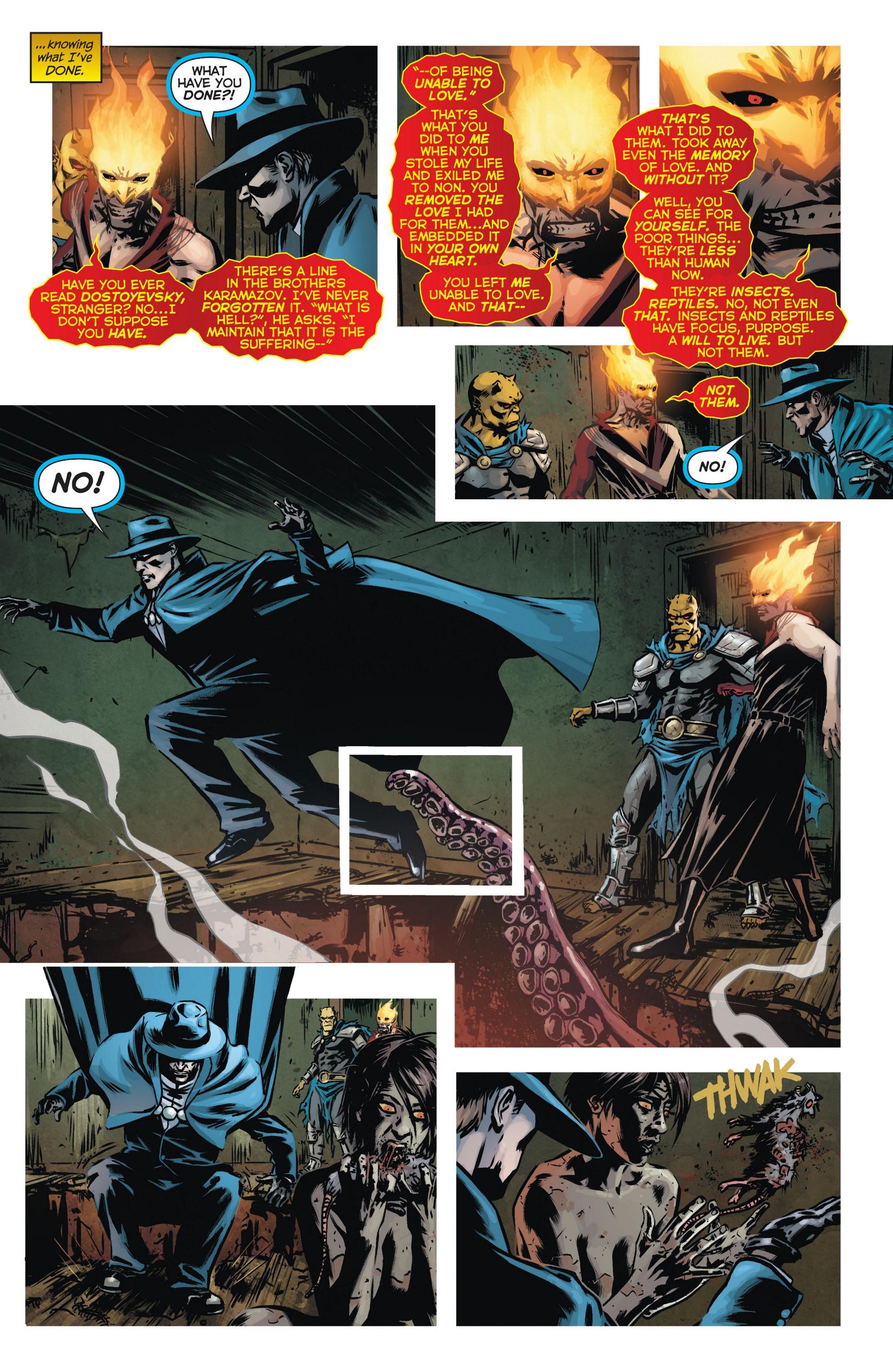 Read online Trinity of Sin: The Phantom Stranger comic -  Issue #9 - 14