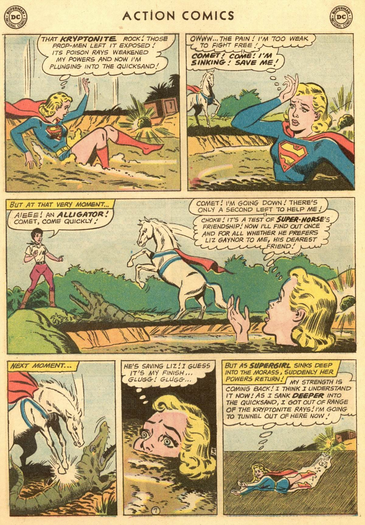 Action Comics (1938) 294 Page 27