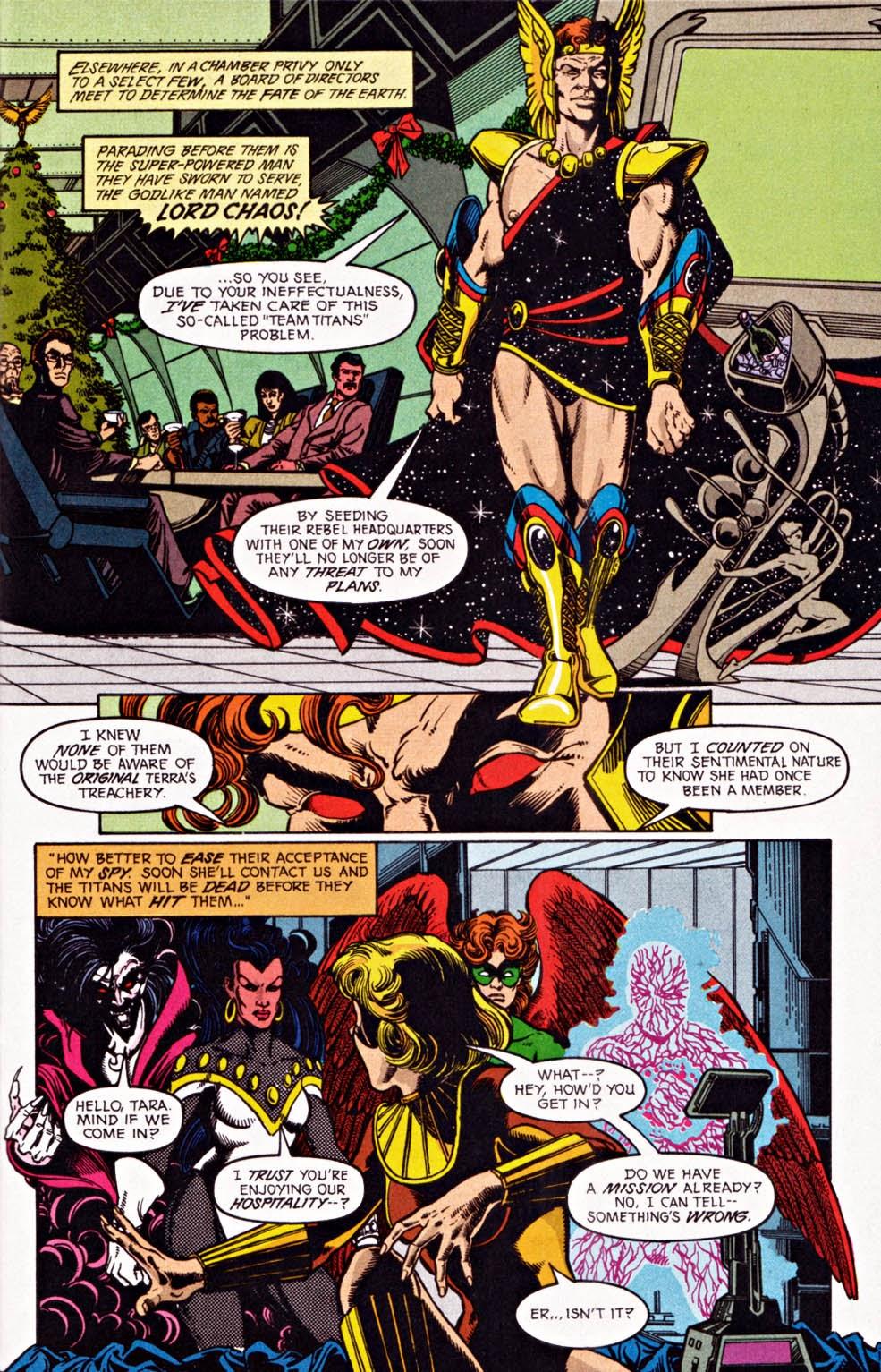 Read online Team Titans comic -  Issue #1e - 9