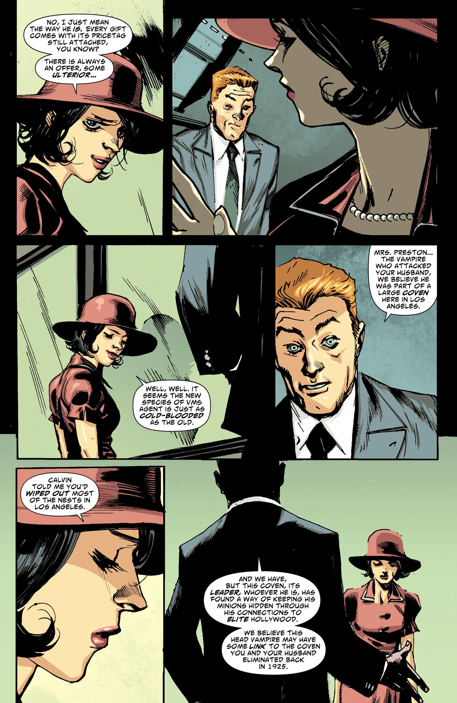 Read online American Vampire comic -  Issue #28 - 15