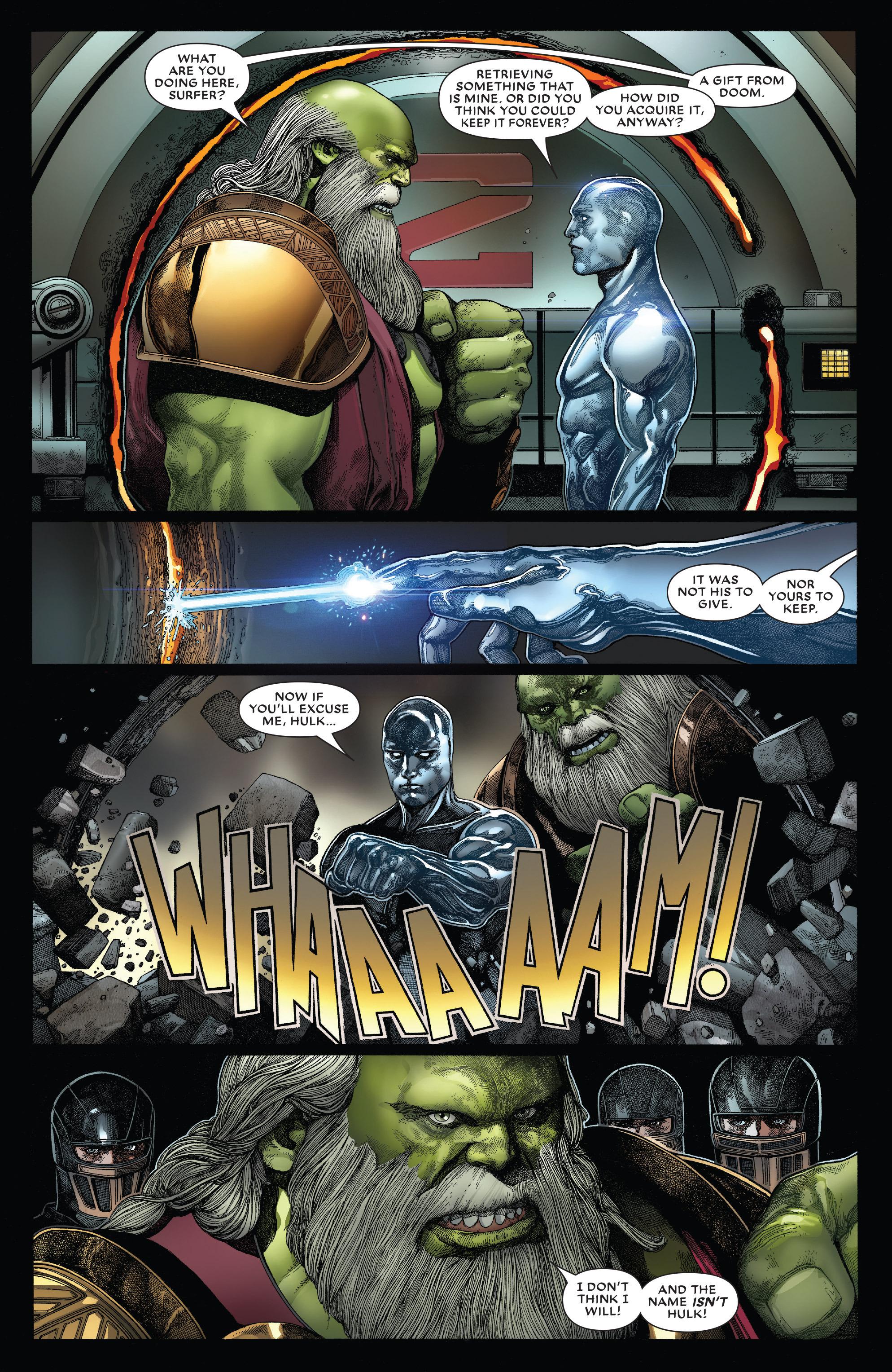 Read online Secret Wars Journal/Battleworld comic -  Issue # TPB - 201