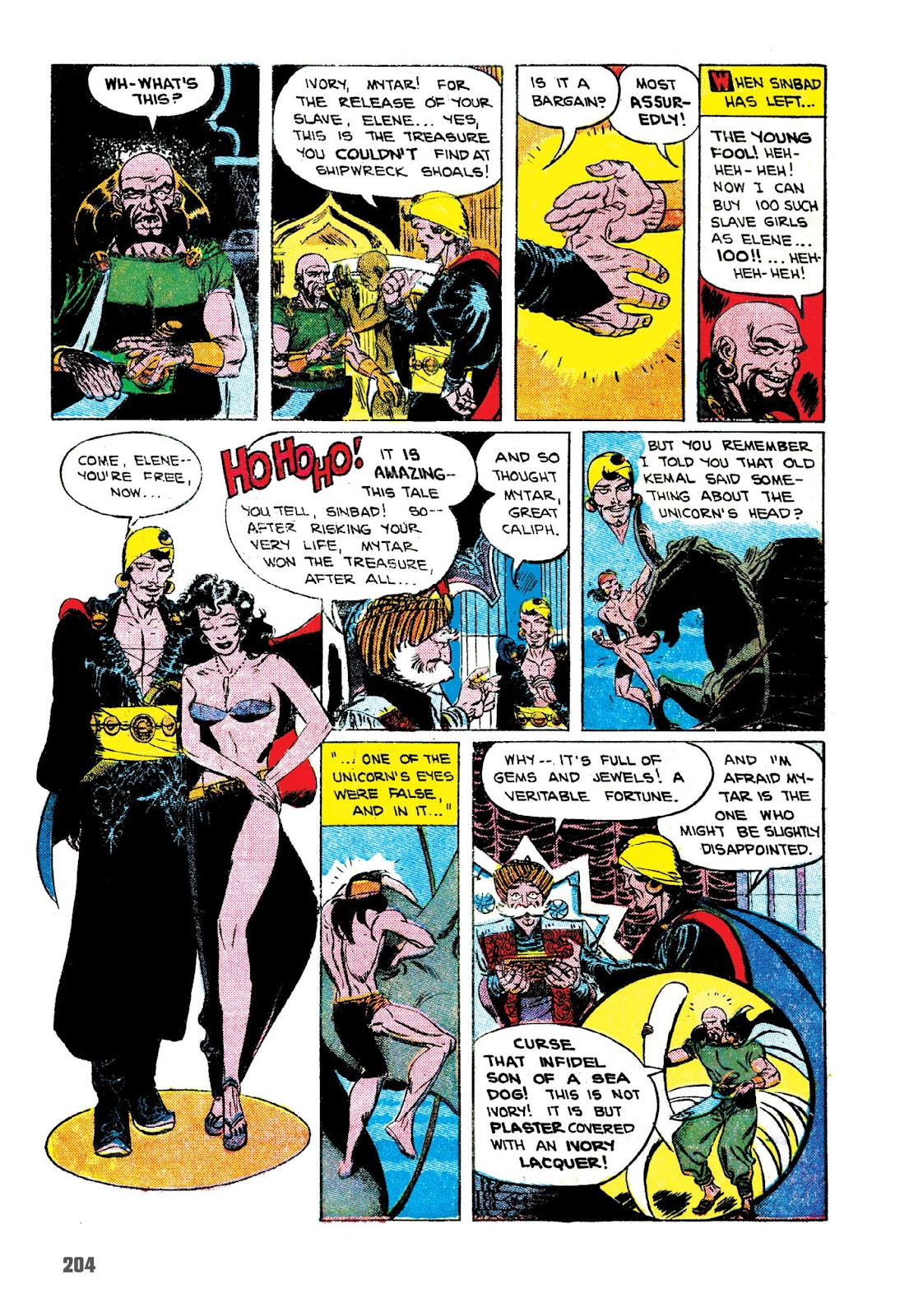 Read online The Joe Kubert Archives comic -  Issue # TPB (Part 3) - 15