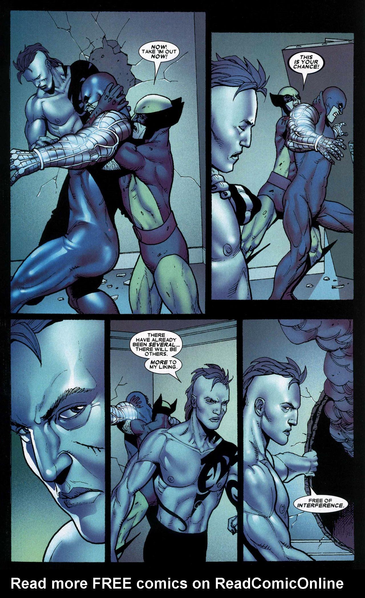 Read online Wolverine: Origins comic -  Issue #14 - 9