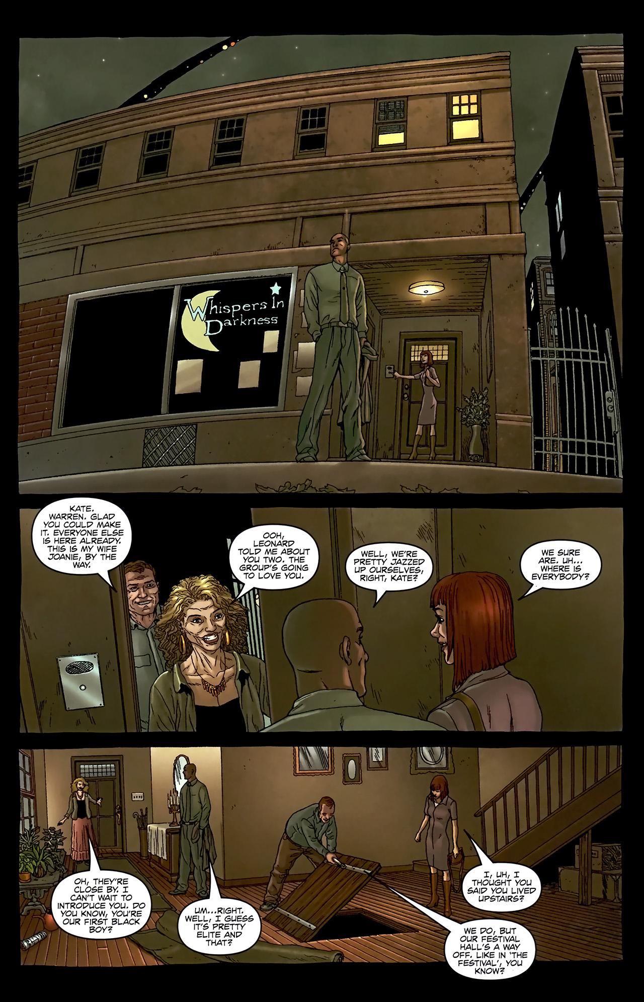 Read online Alan Moore's Neonomicon comic -  Issue #2 - 20
