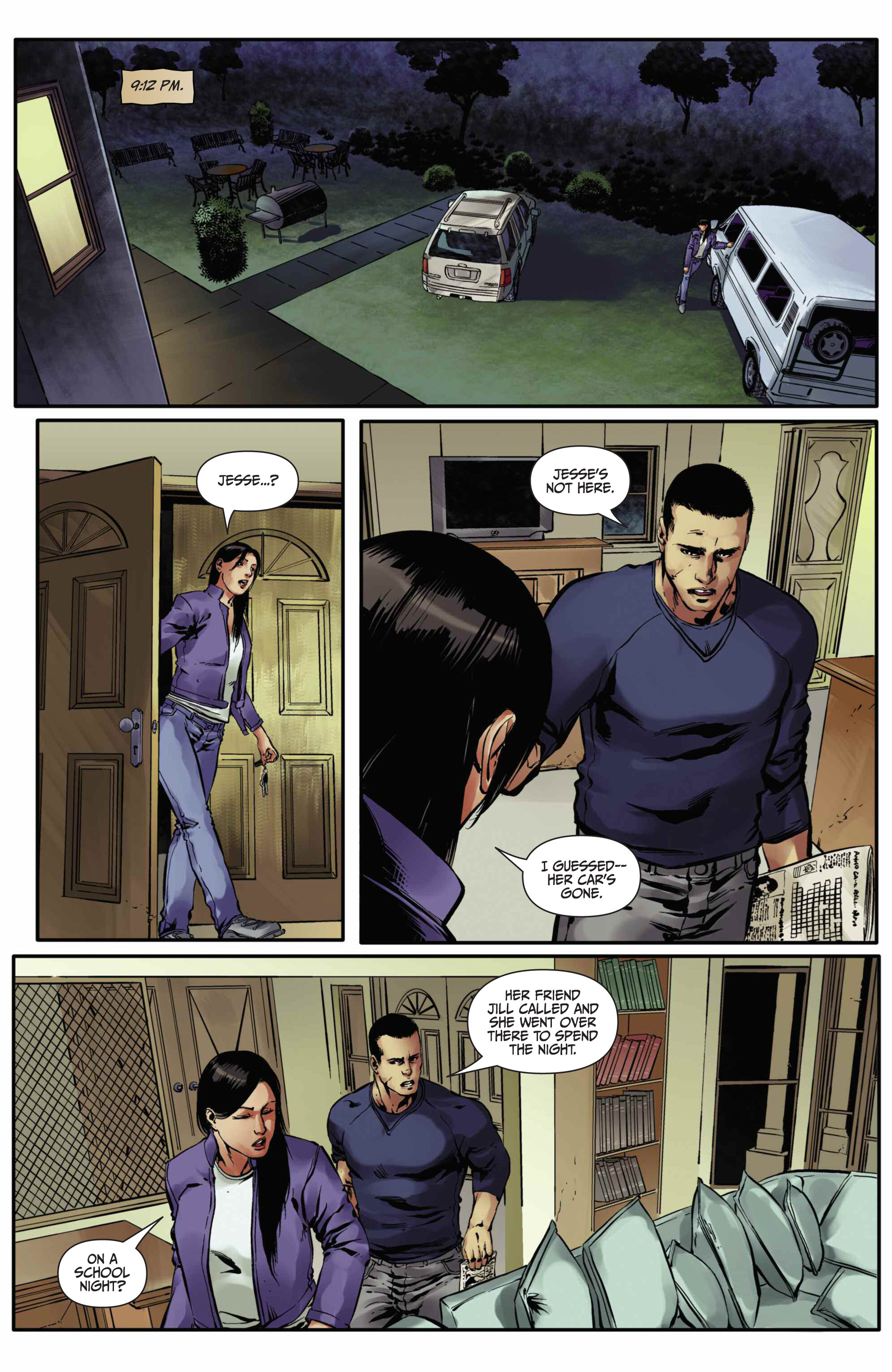 Read online Mercy Thompson comic -  Issue #5 - 17
