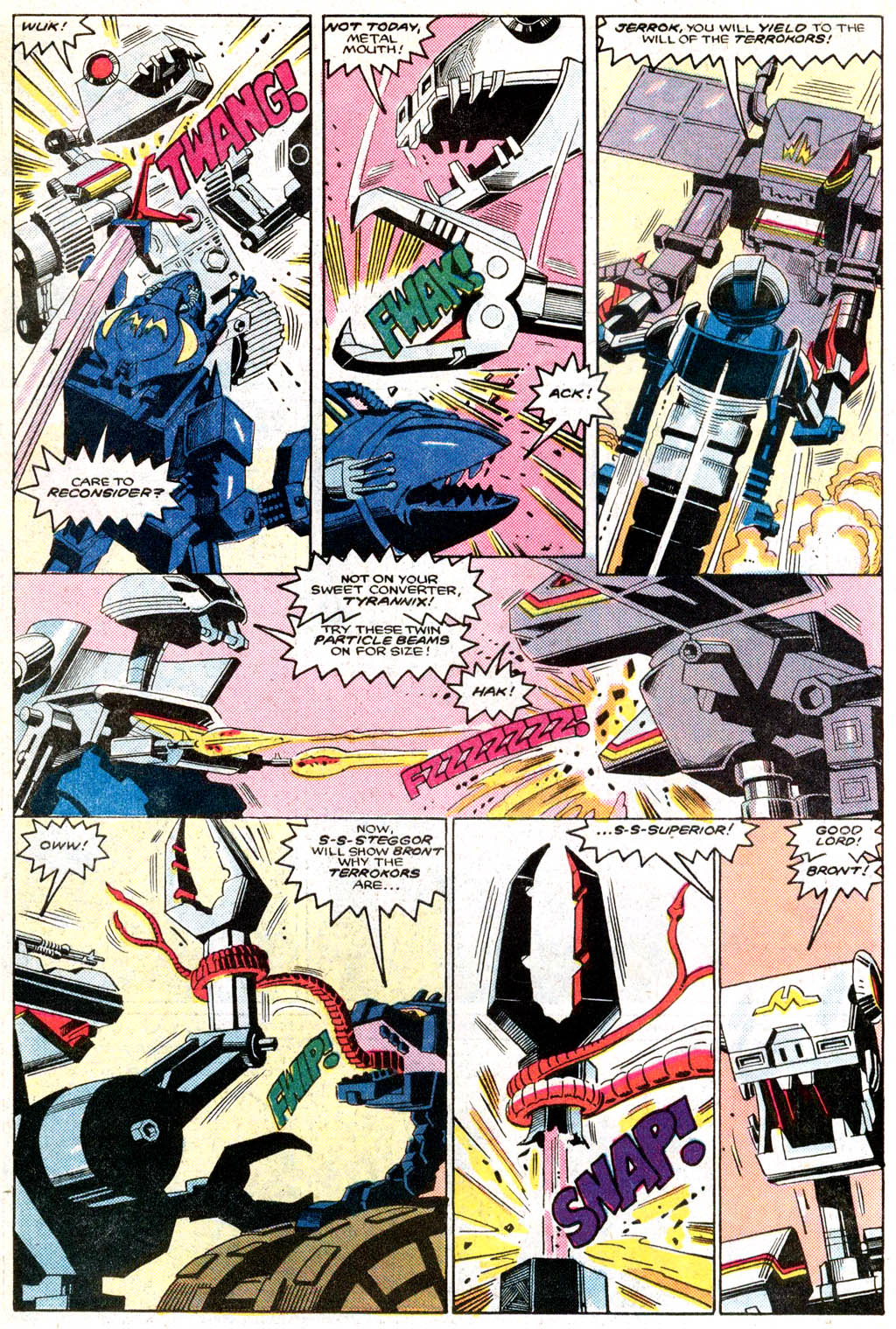 Read online Robotix comic -  Issue # Full - 6