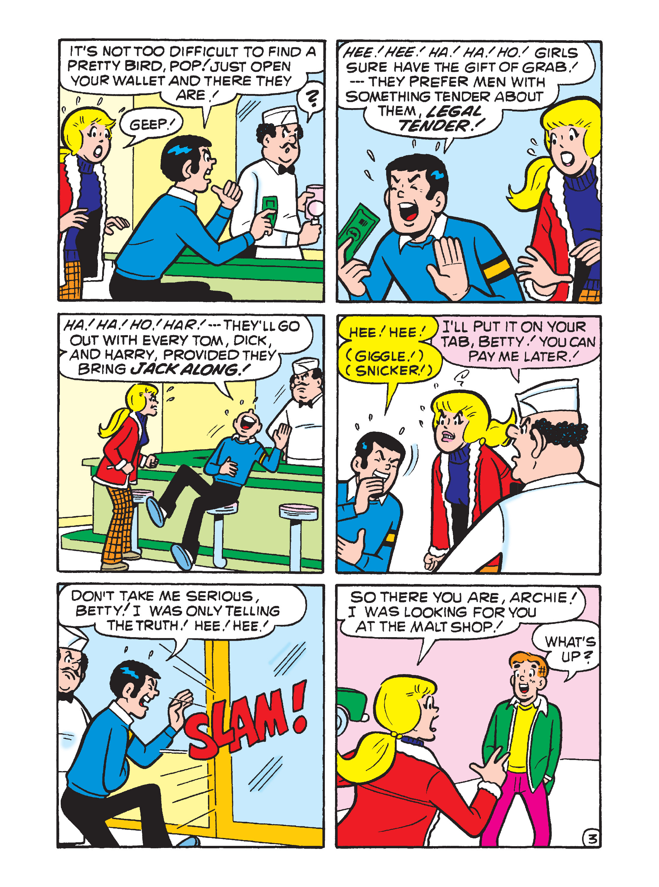 Read online Archie's Funhouse Double Digest comic -  Issue #2 - 142