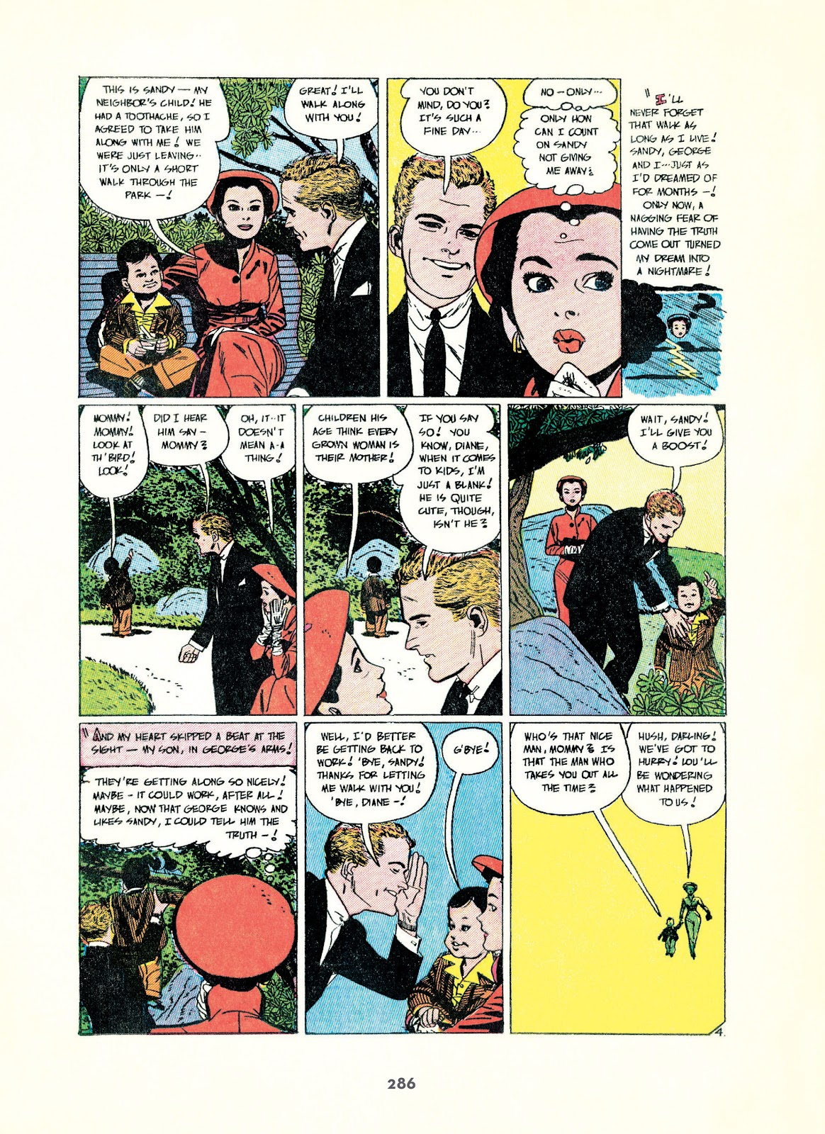 Read online Setting the Standard: Comics by Alex Toth 1952-1954 comic -  Issue # TPB (Part 3) - 87