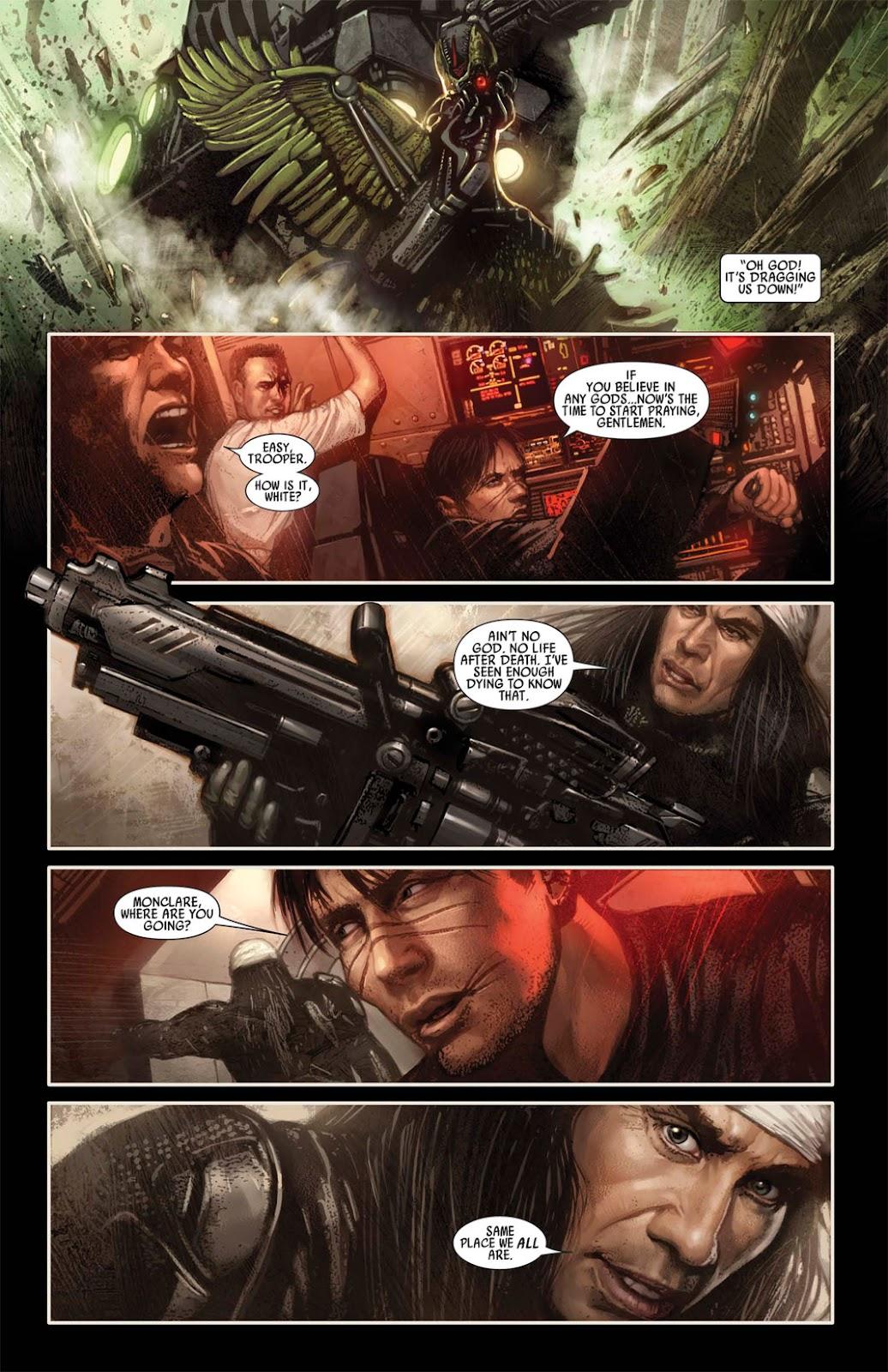 Read online After Dark comic -  Issue #2 - 38