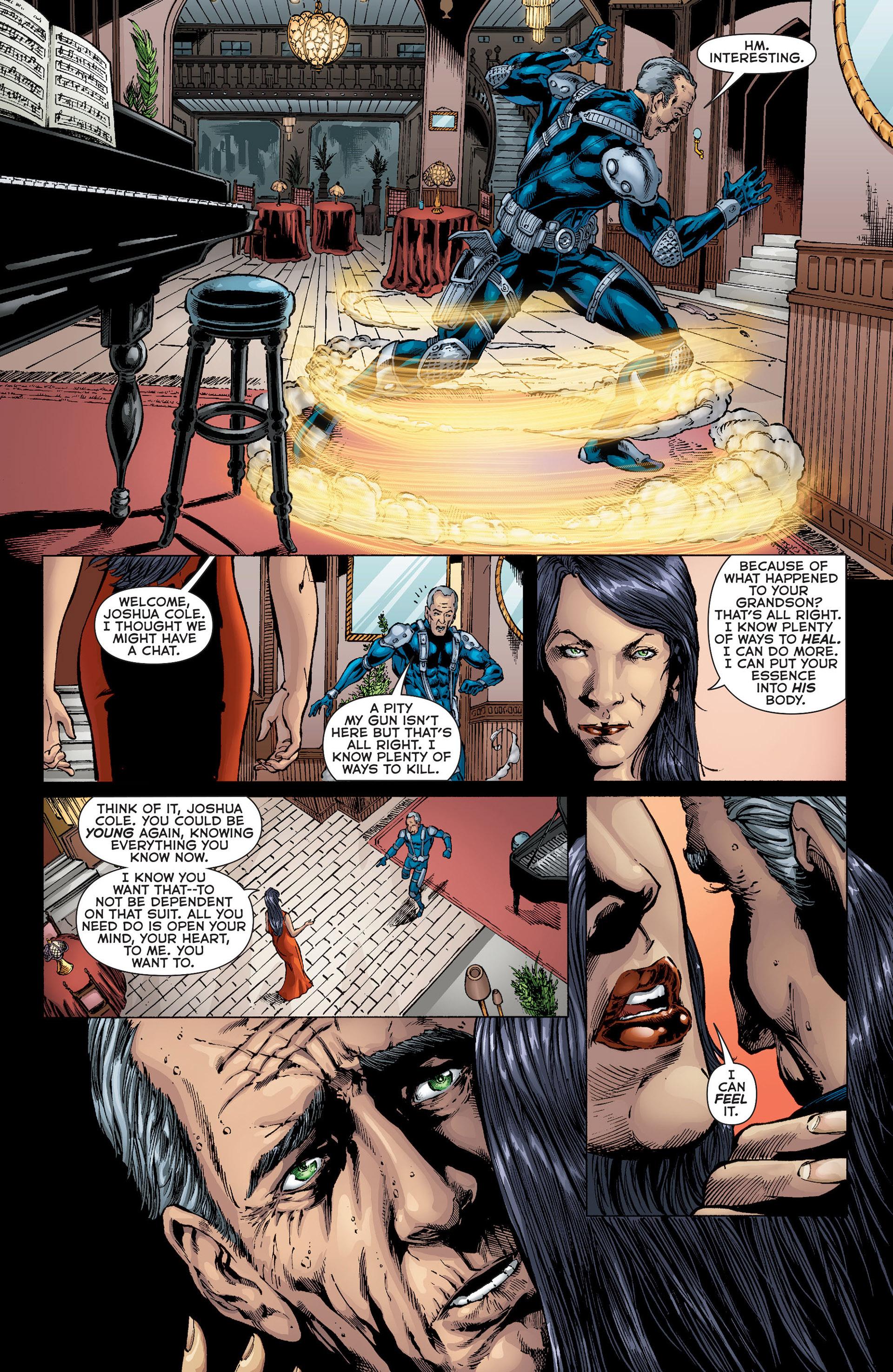 Read online Aquaman (2011) comic -  Issue #Aquaman (2011) _Annual 1 - 24