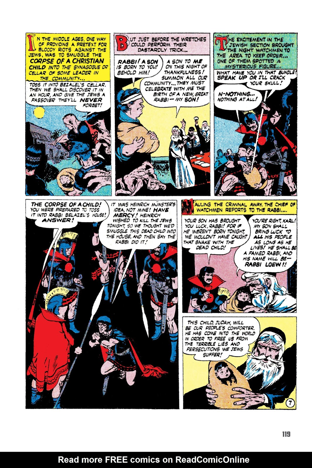 Read online The Joe Kubert Archives comic -  Issue # TPB (Part 2) - 30