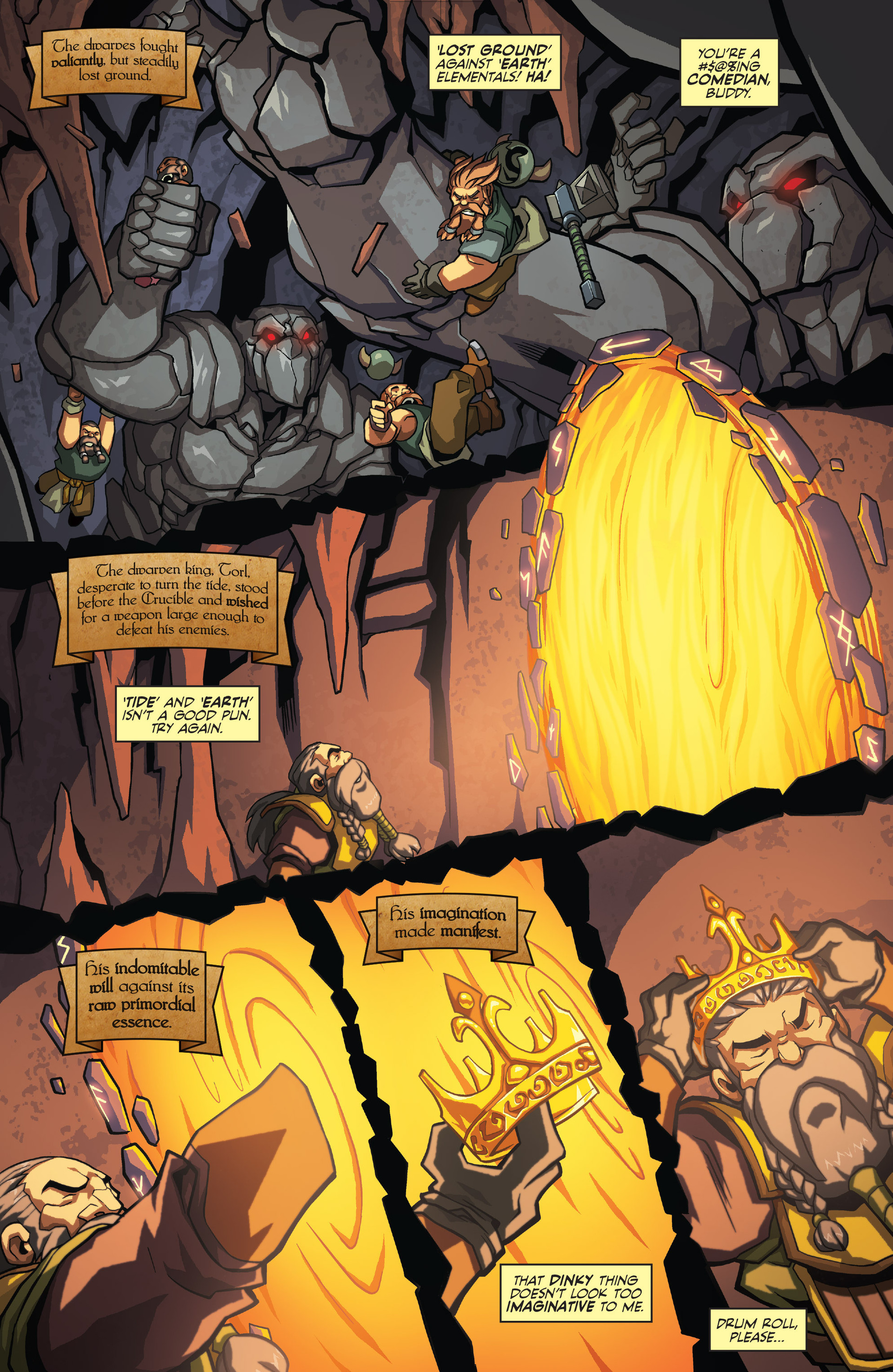 Read online Skullkickers comic -  Issue #26 - 10