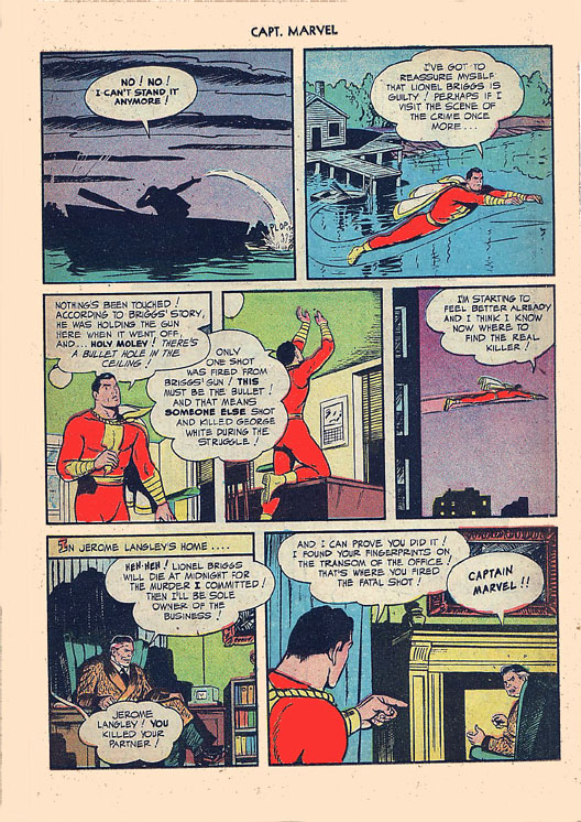 Captain Marvel Adventures issue 89 - Page 18