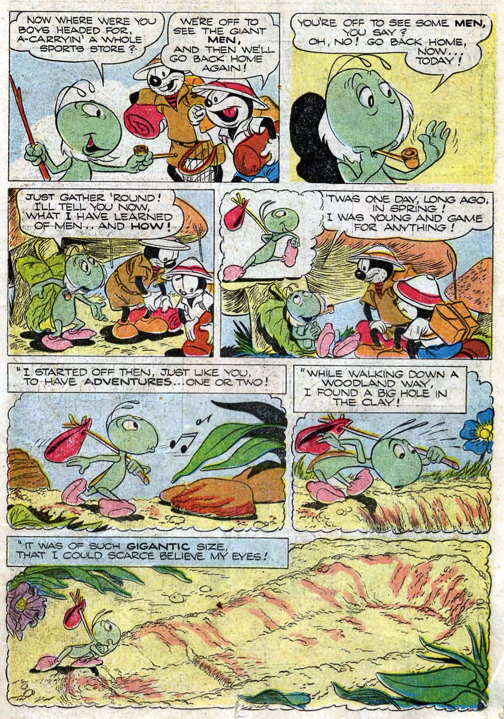 Walt Disney's Comics and Stories issue 87 - Page 15