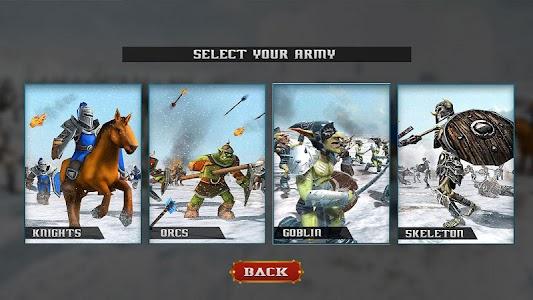 Ultimate Epic Battle War Fantasy Game v1.0.9 Mod Apk