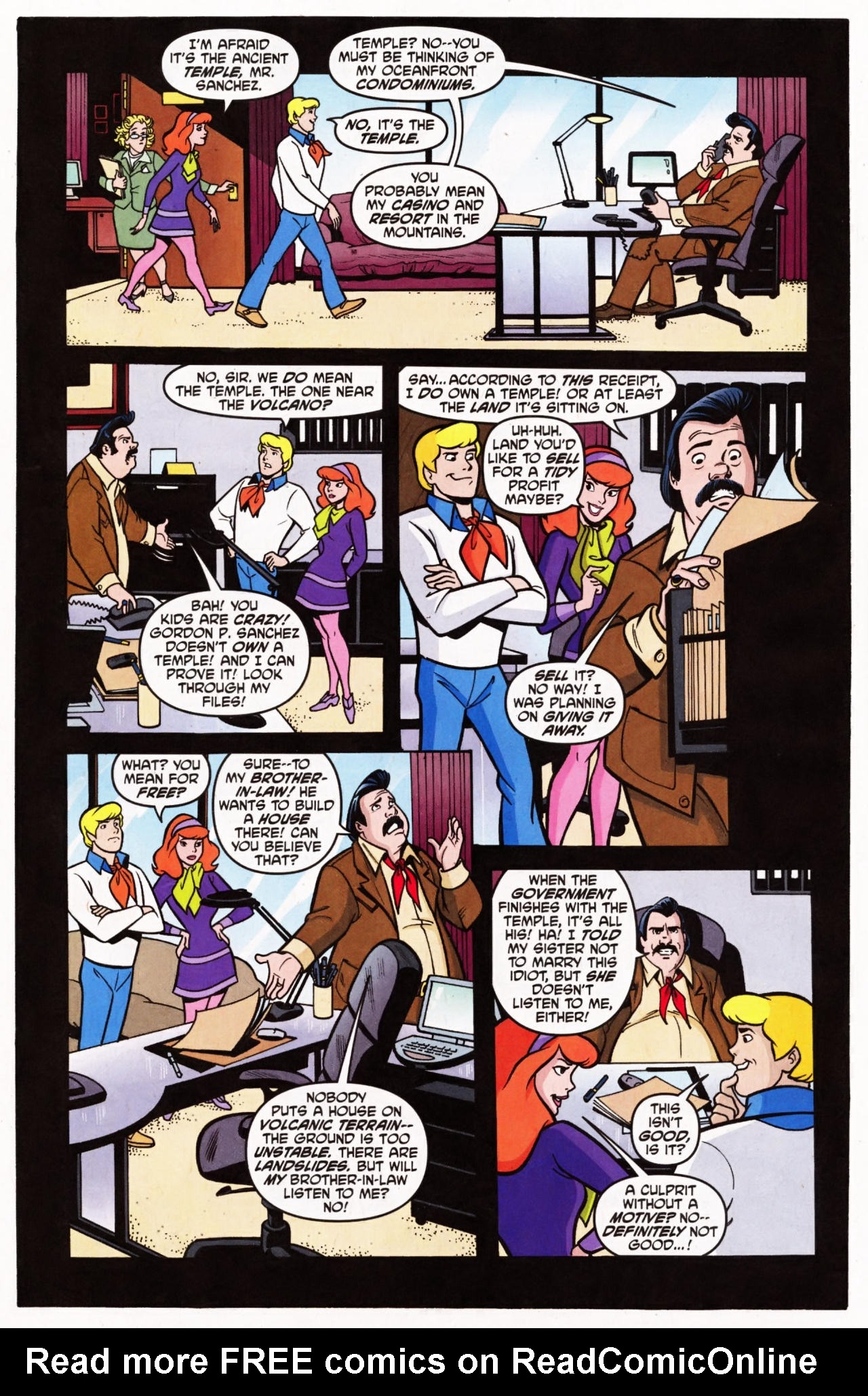 Read online Scooby-Doo (1997) comic -  Issue #133 - 5
