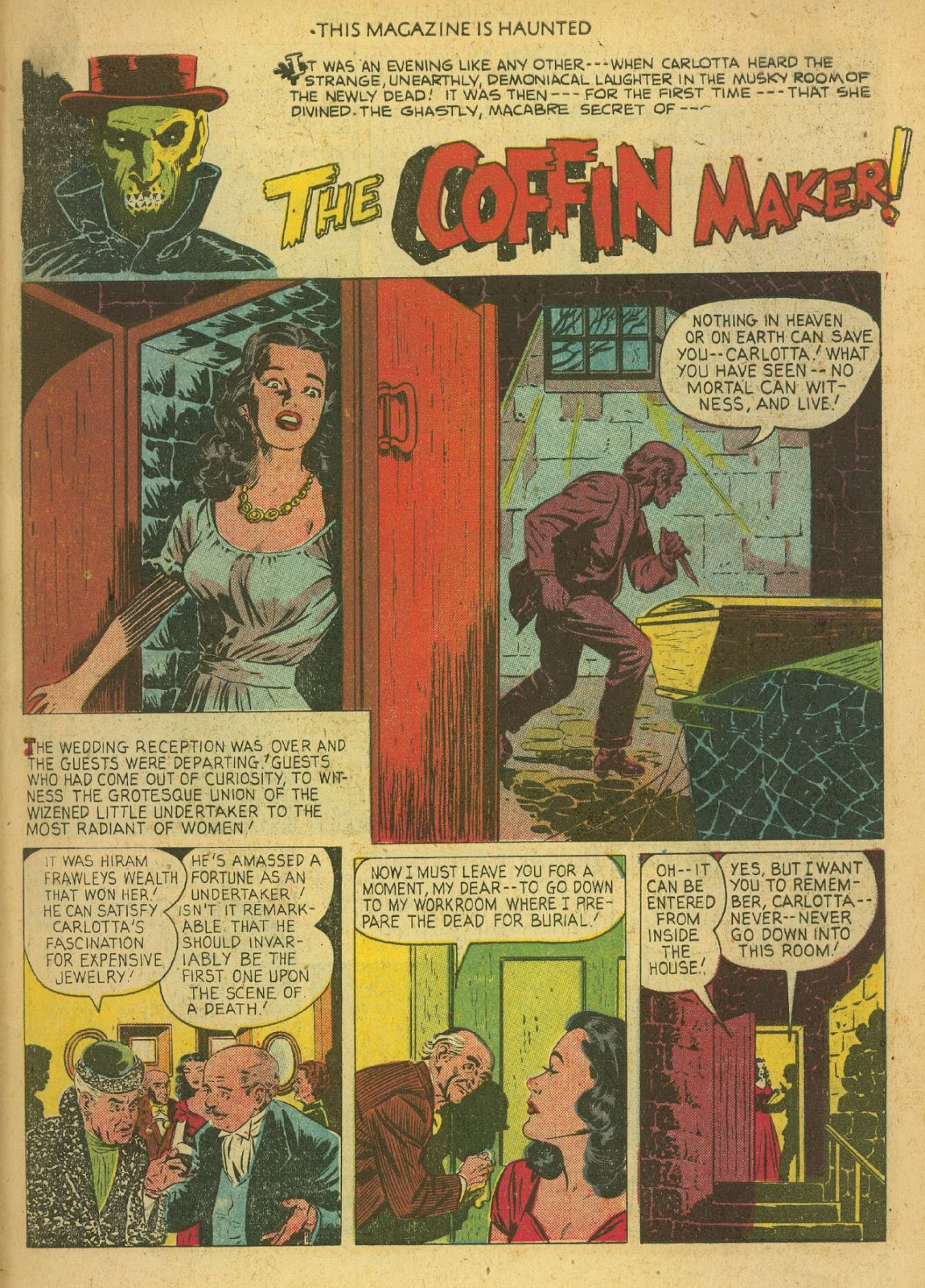 Read online This Magazine Is Haunted comic -  Issue #1 - 27