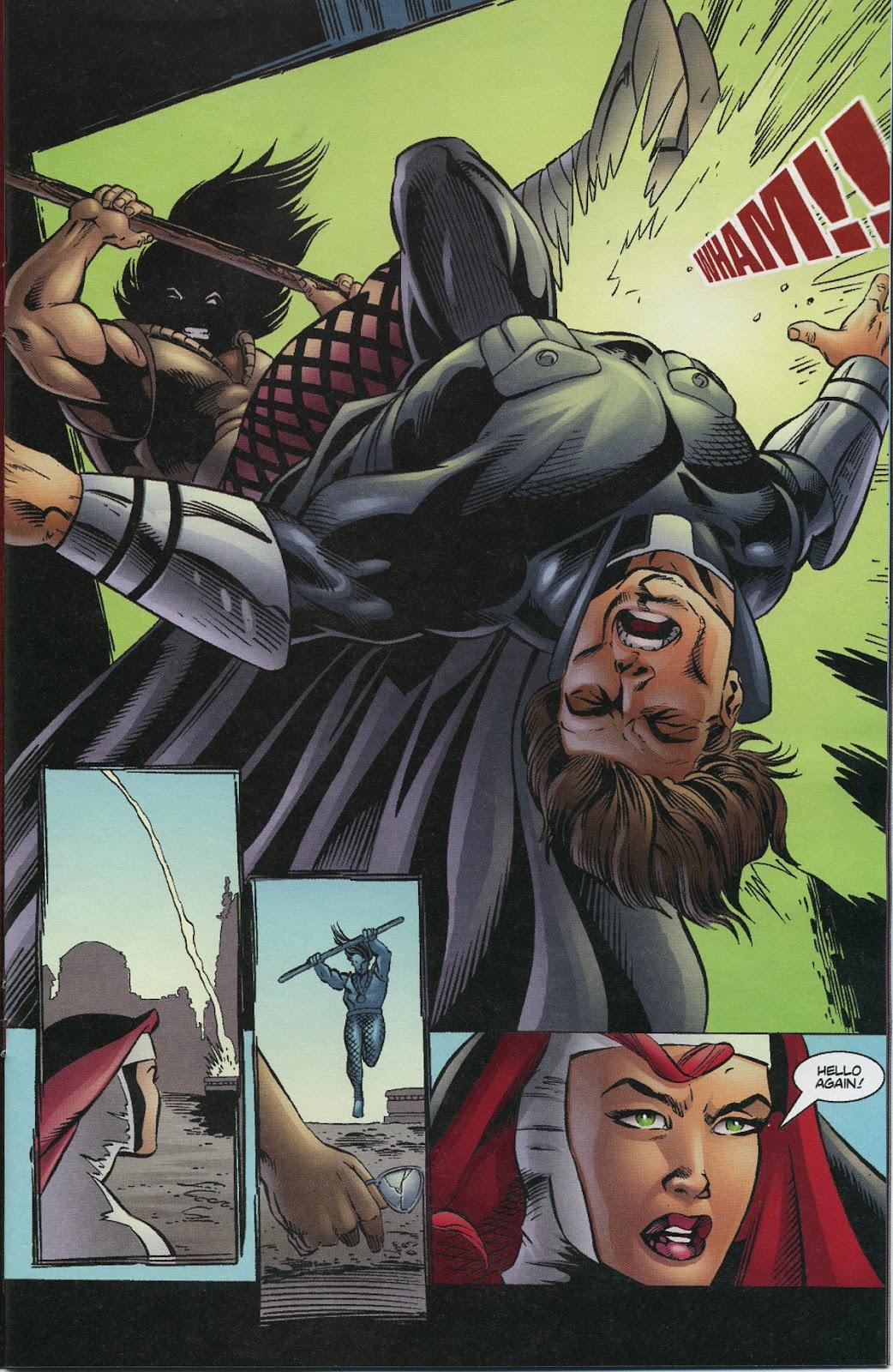 Warrior Nun Areala (1997) Issue #3 #3 - English 13