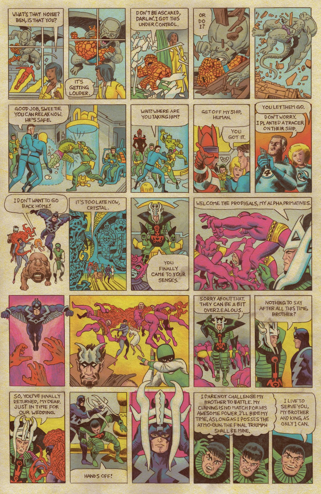 Read online Fantastic Four: Grand Design comic -  Issue #1 - 40