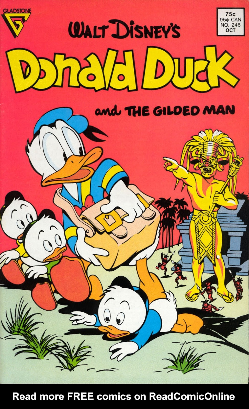 Walt Disneys Donald Duck (1986) issue 246 - Page 1