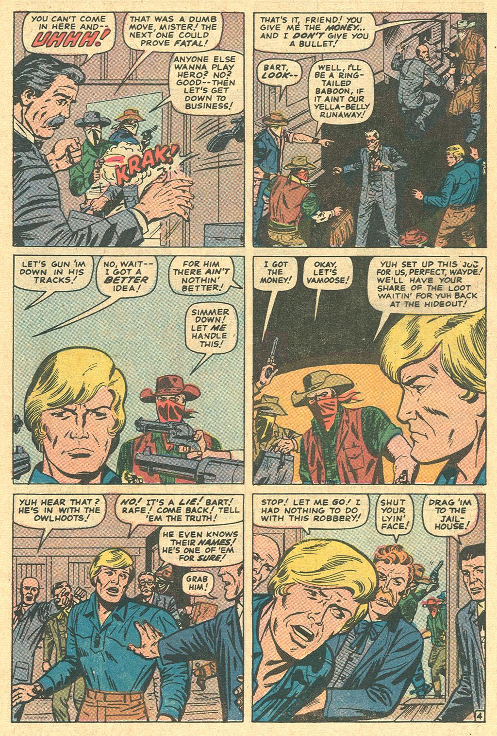 Read online Two-Gun Kid comic -  Issue #96 - 7