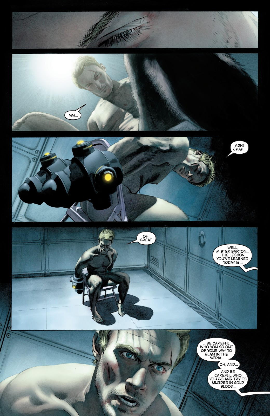 Read online Siege Prelude comic -  Issue # TPB (Part 2) - 37