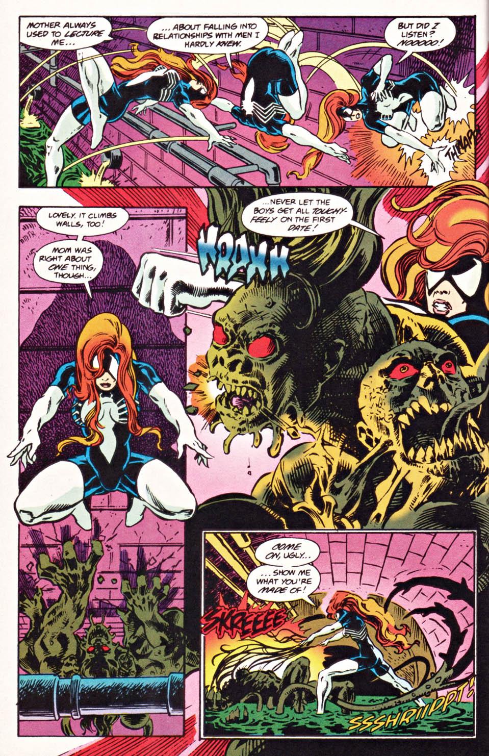 Read online Secret Defenders comic -  Issue #20 - 17