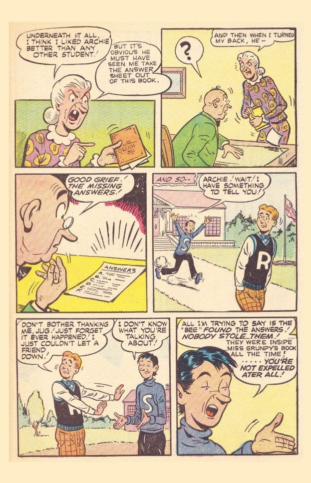Archie Comics issue 039 - Page 44