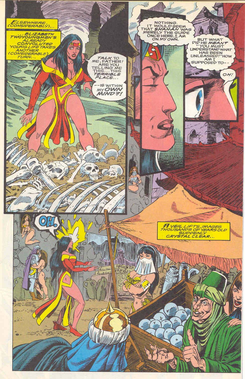 Read online Alpha Flight (1983) comic -  Issue #112 - 9