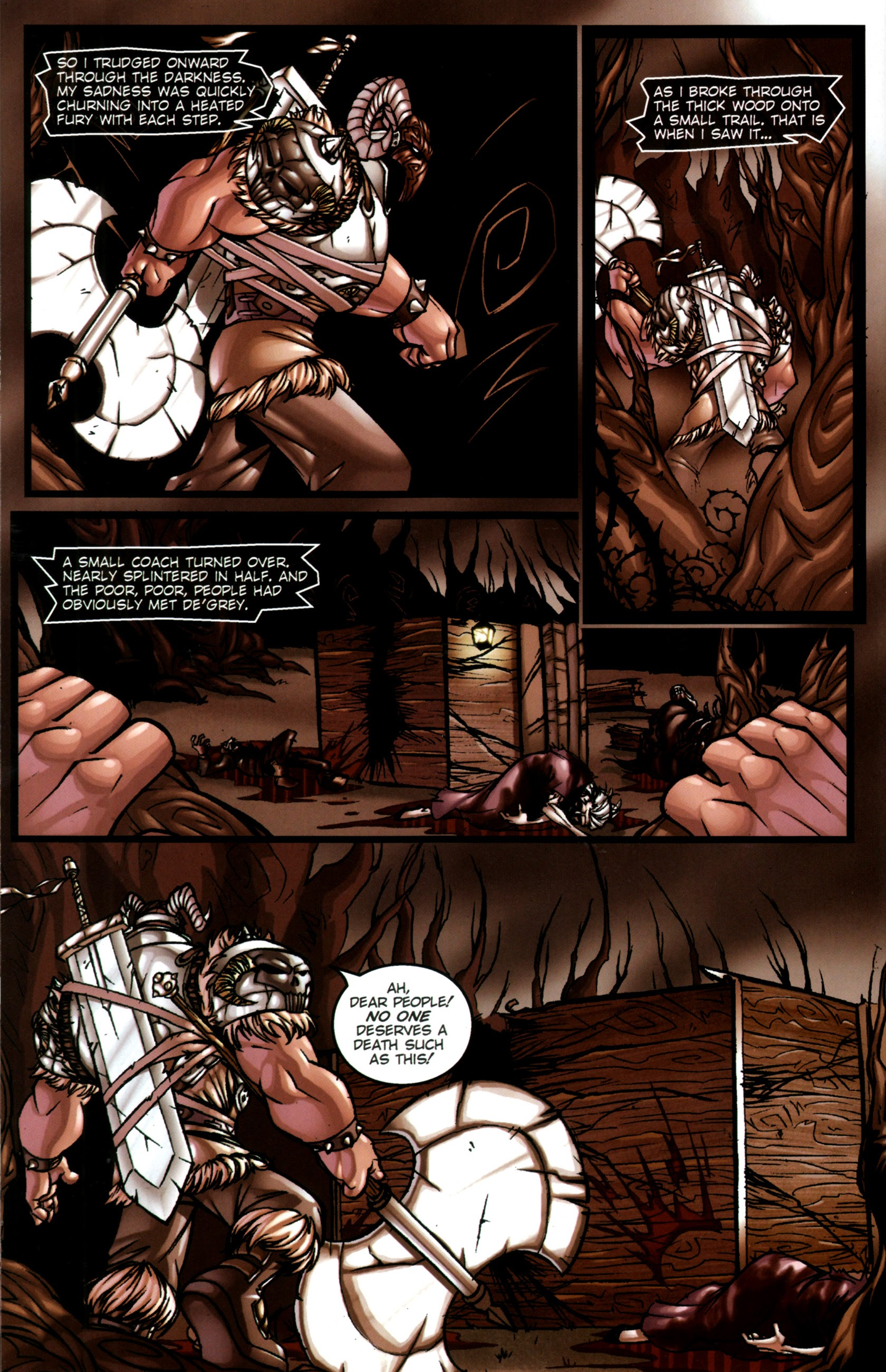 Read online Abiding Perdition comic -  Issue #2 - 13