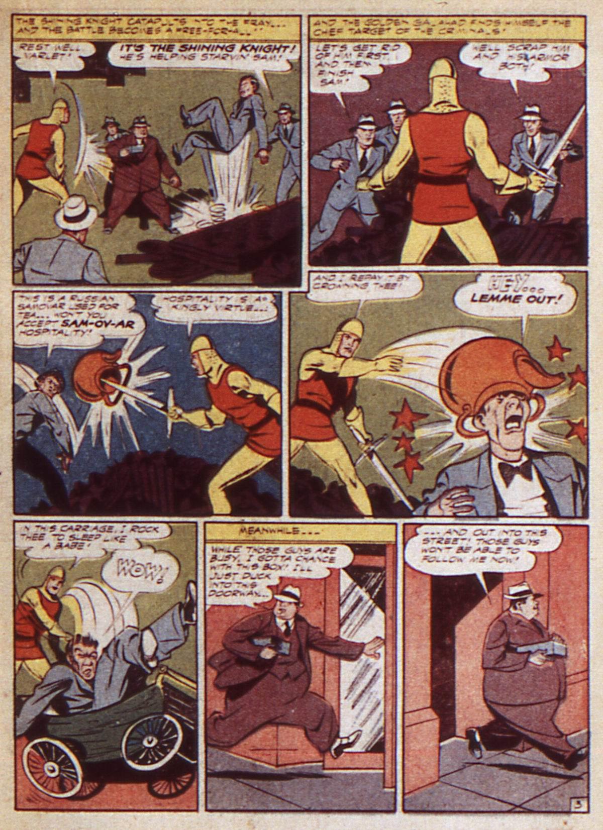 Read online Adventure Comics (1938) comic -  Issue #85 - 29