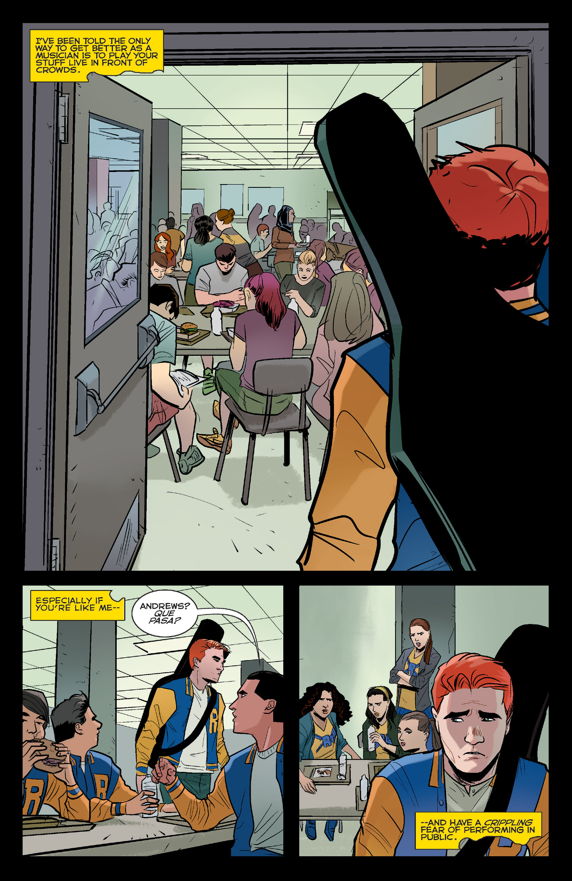 Read online Riverdale comic -  Issue #2 - 7