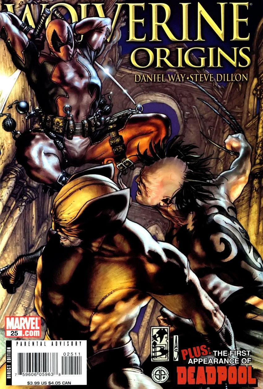 Read online Wolverine: Origins comic -  Issue #25 - 1