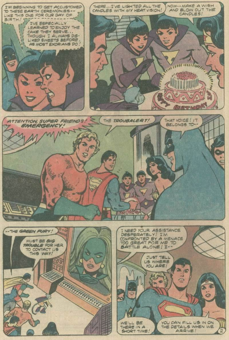 The Super Friends Issue #47 #47 - English 3