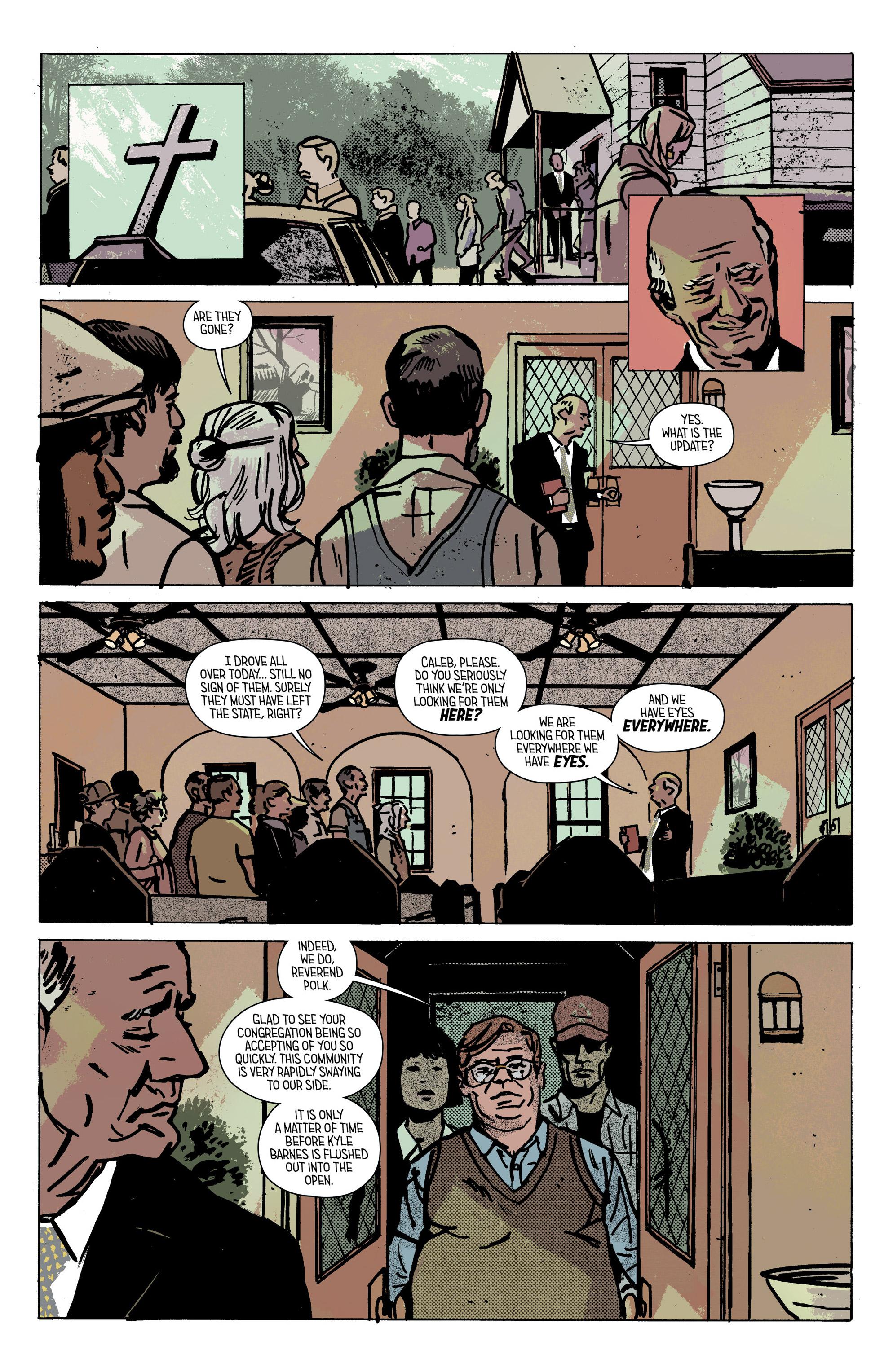Read online Outcast by Kirkman & Azaceta comic -  Issue #28 - 6