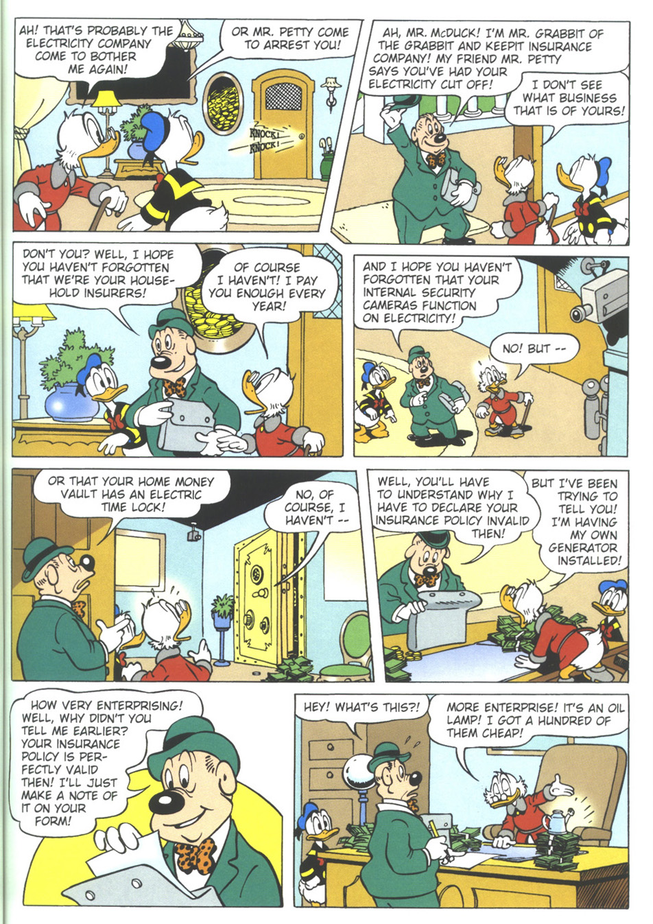 Read online Uncle Scrooge (1953) comic -  Issue #309 - 25