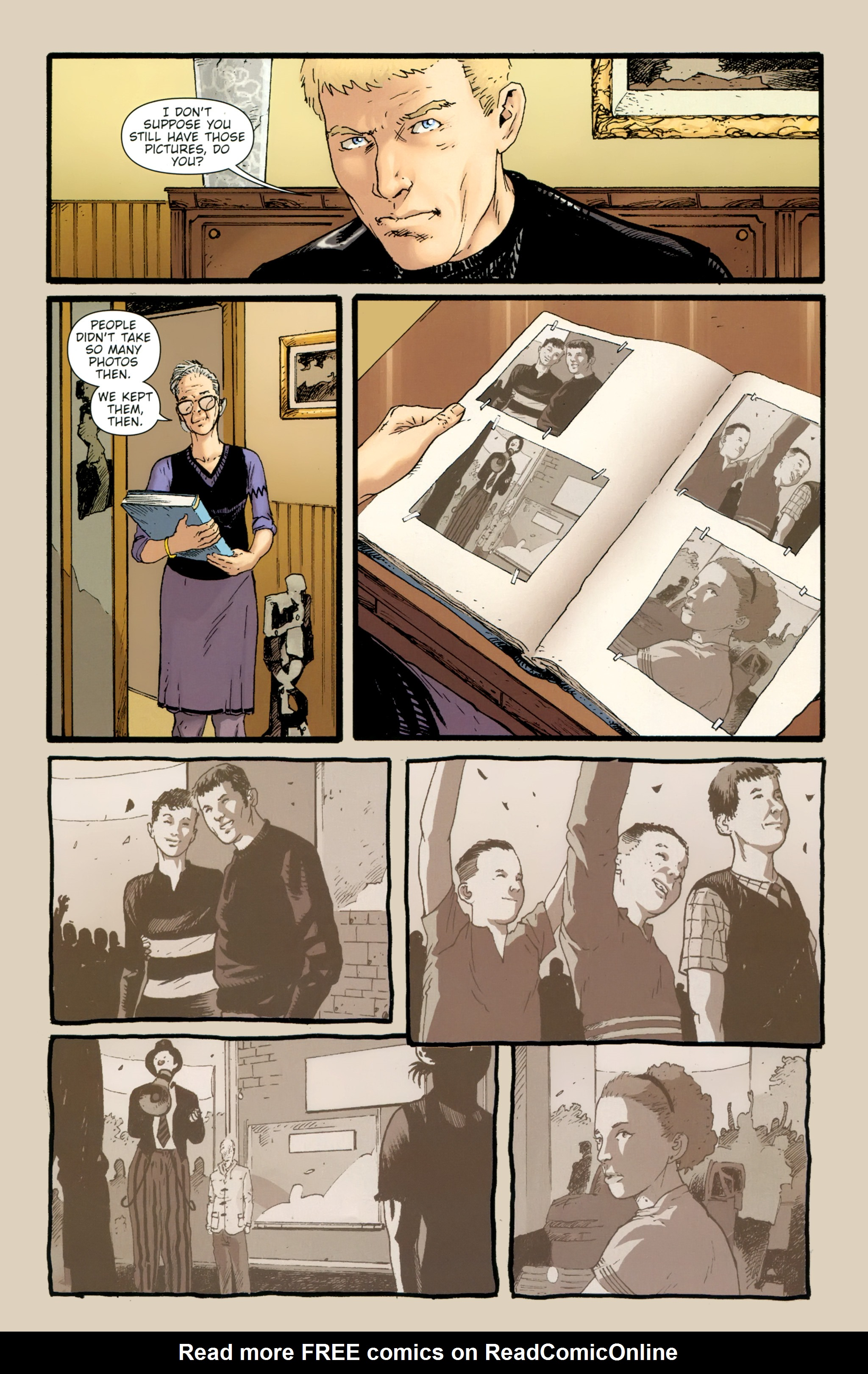 Read online The Girl With the Dragon Tattoo comic -  Issue # TPB 2 - 58