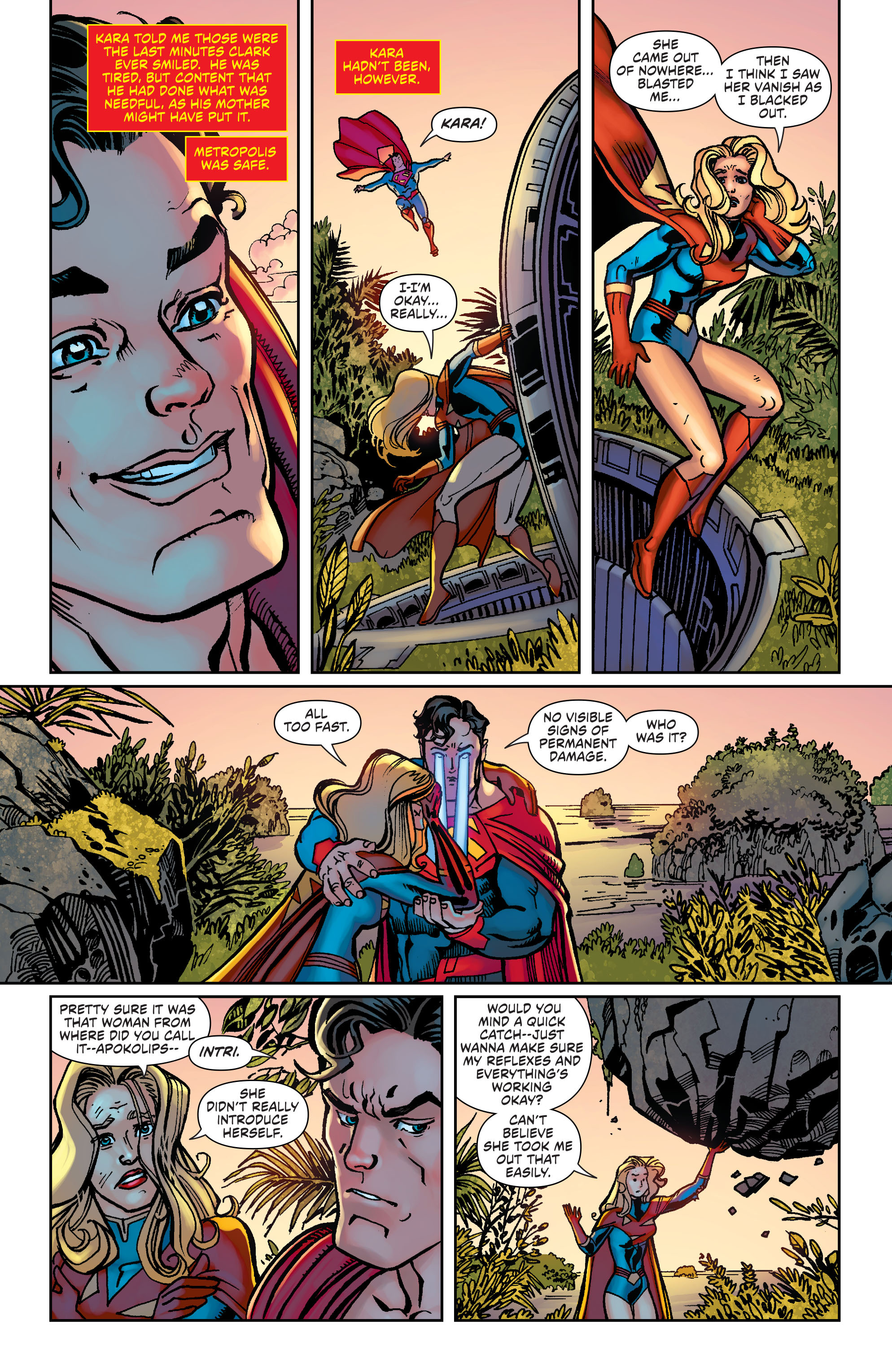 Read online Worlds' Finest comic -  Issue #32 - 7