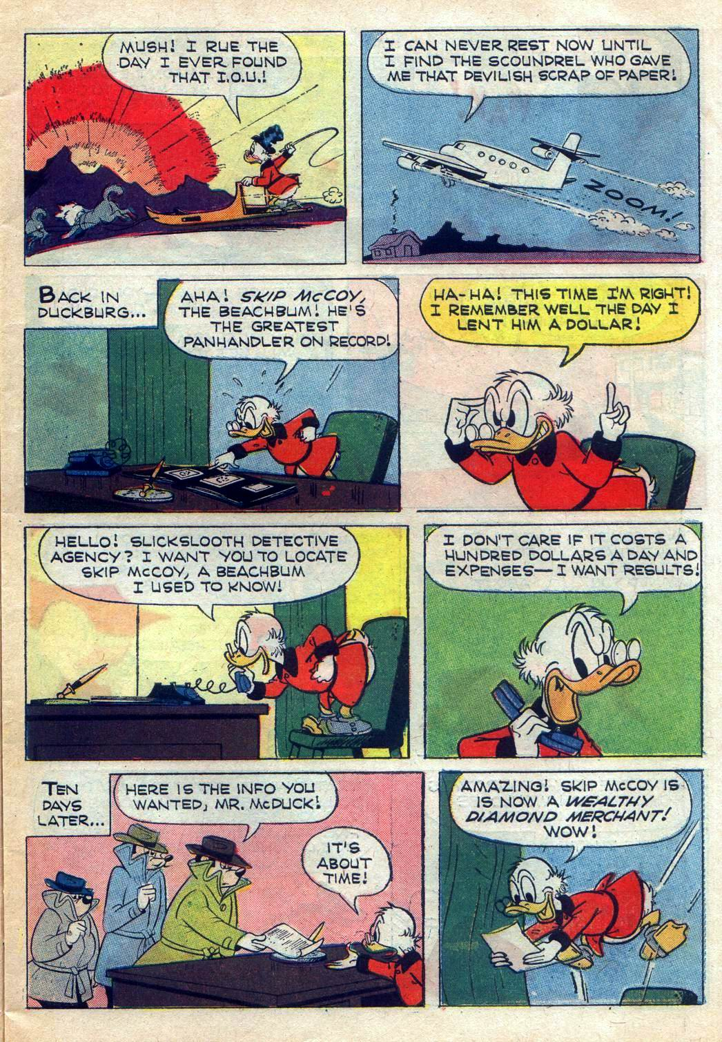 Read online Uncle Scrooge (1953) comic -  Issue #78 - 7
