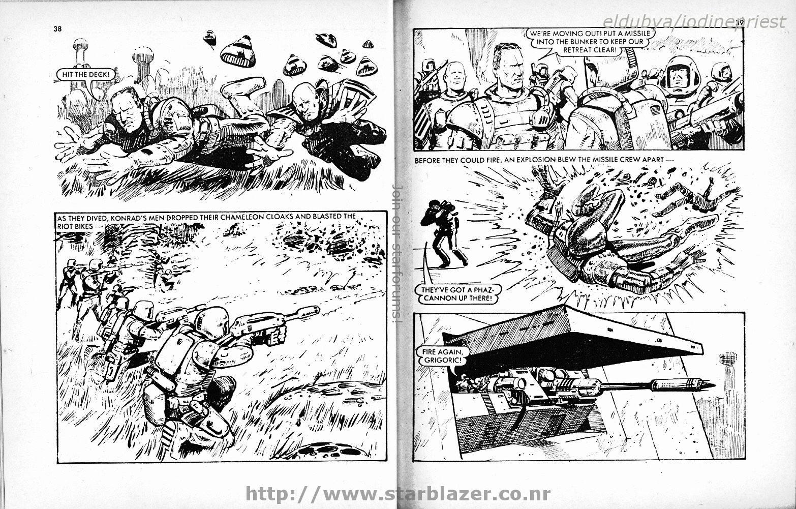 Starblazer issue 119 - Page 21