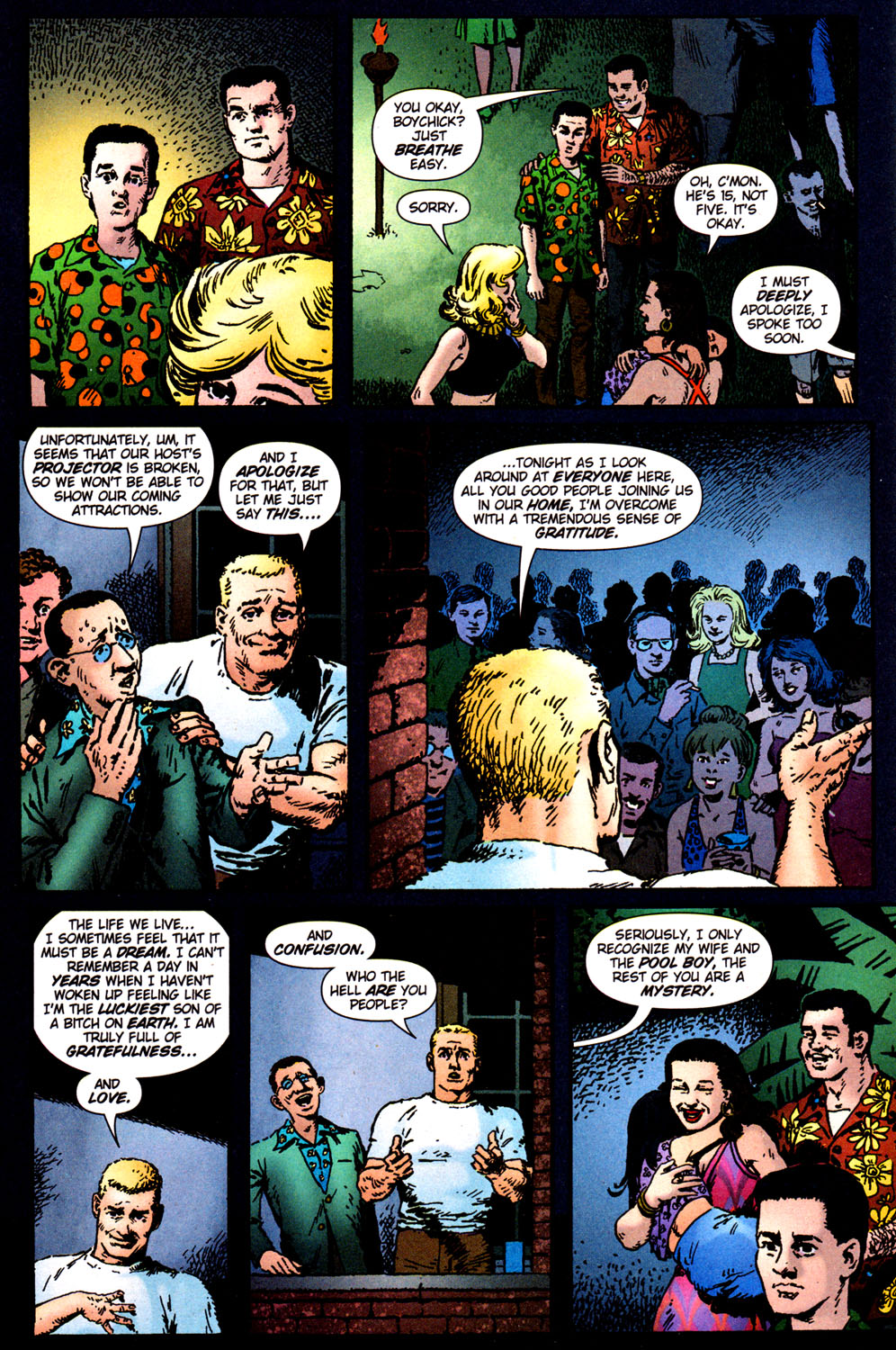 Read online Caper comic -  Issue #5 - 15