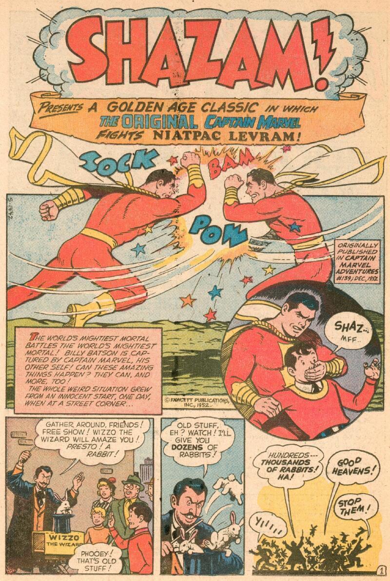 Read online Shazam! (1973) comic -  Issue #2 - 20